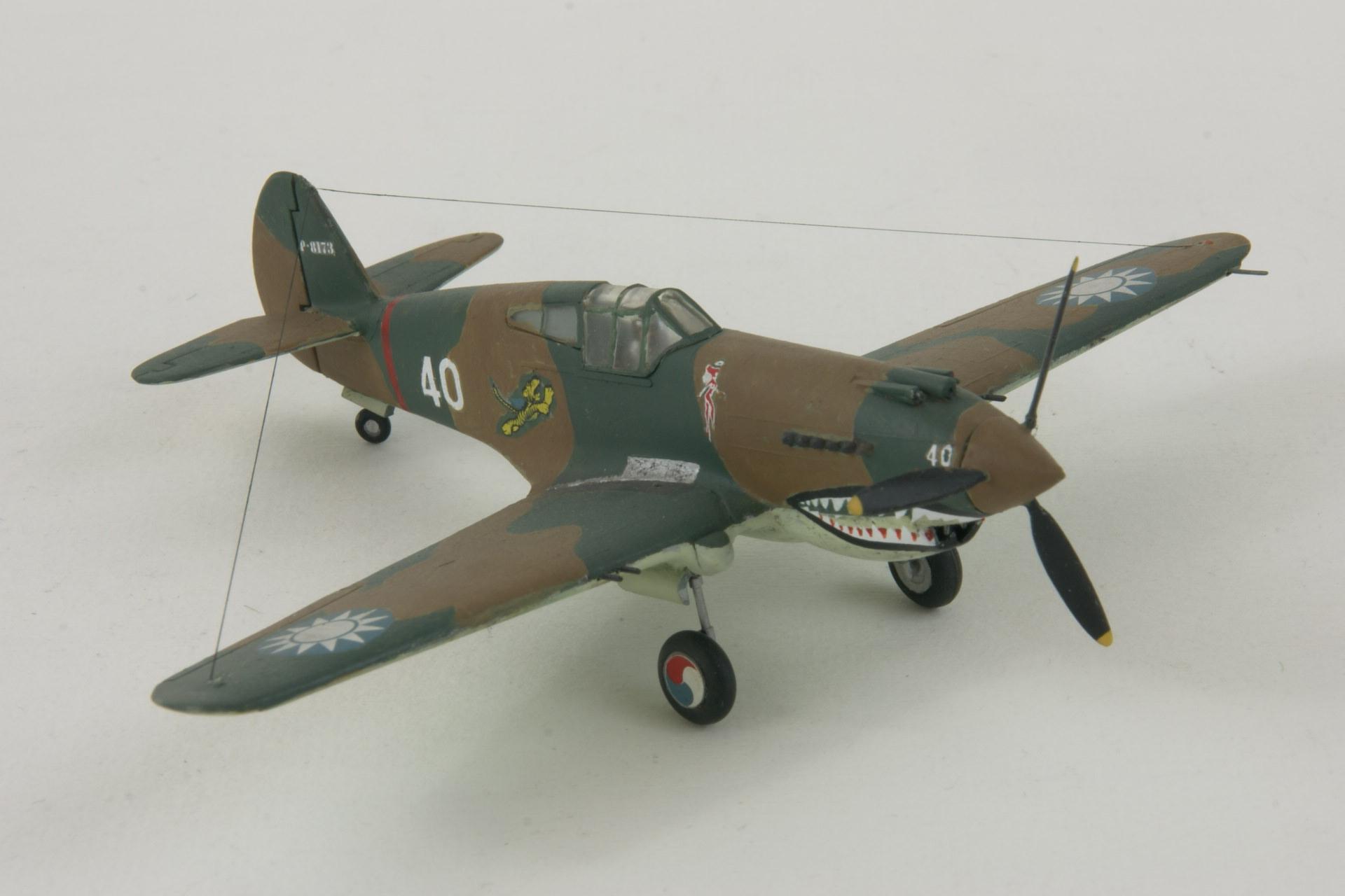 Curtiss p 40c 4 1