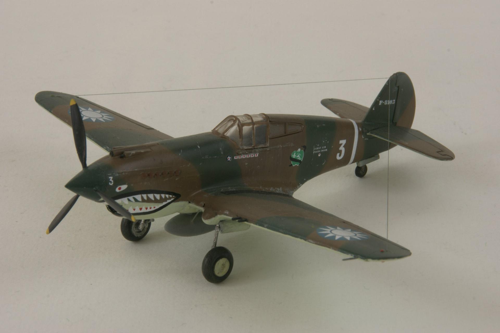 Curtiss p 40c 5 2