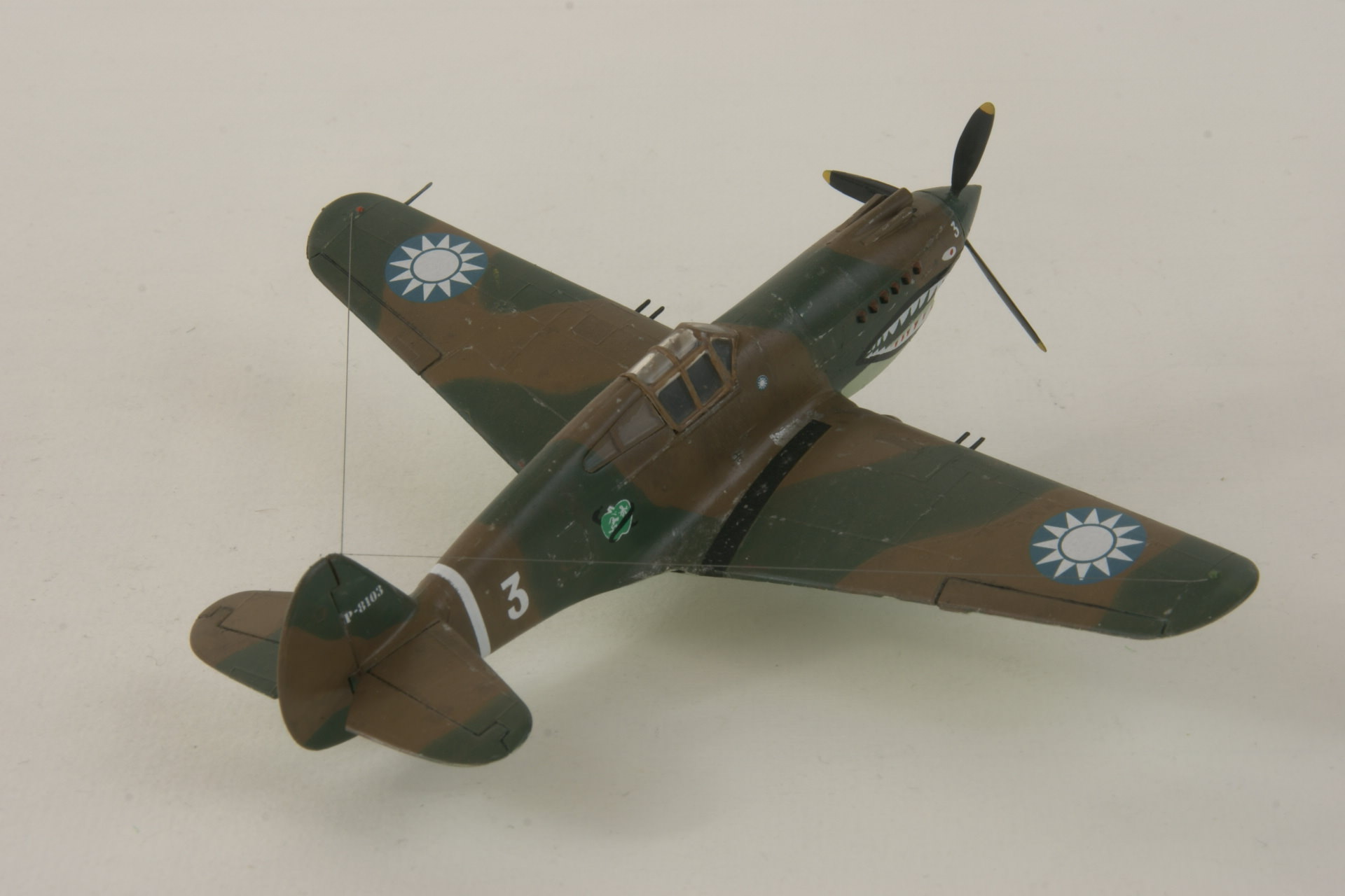 Curtiss p 40c 7 1