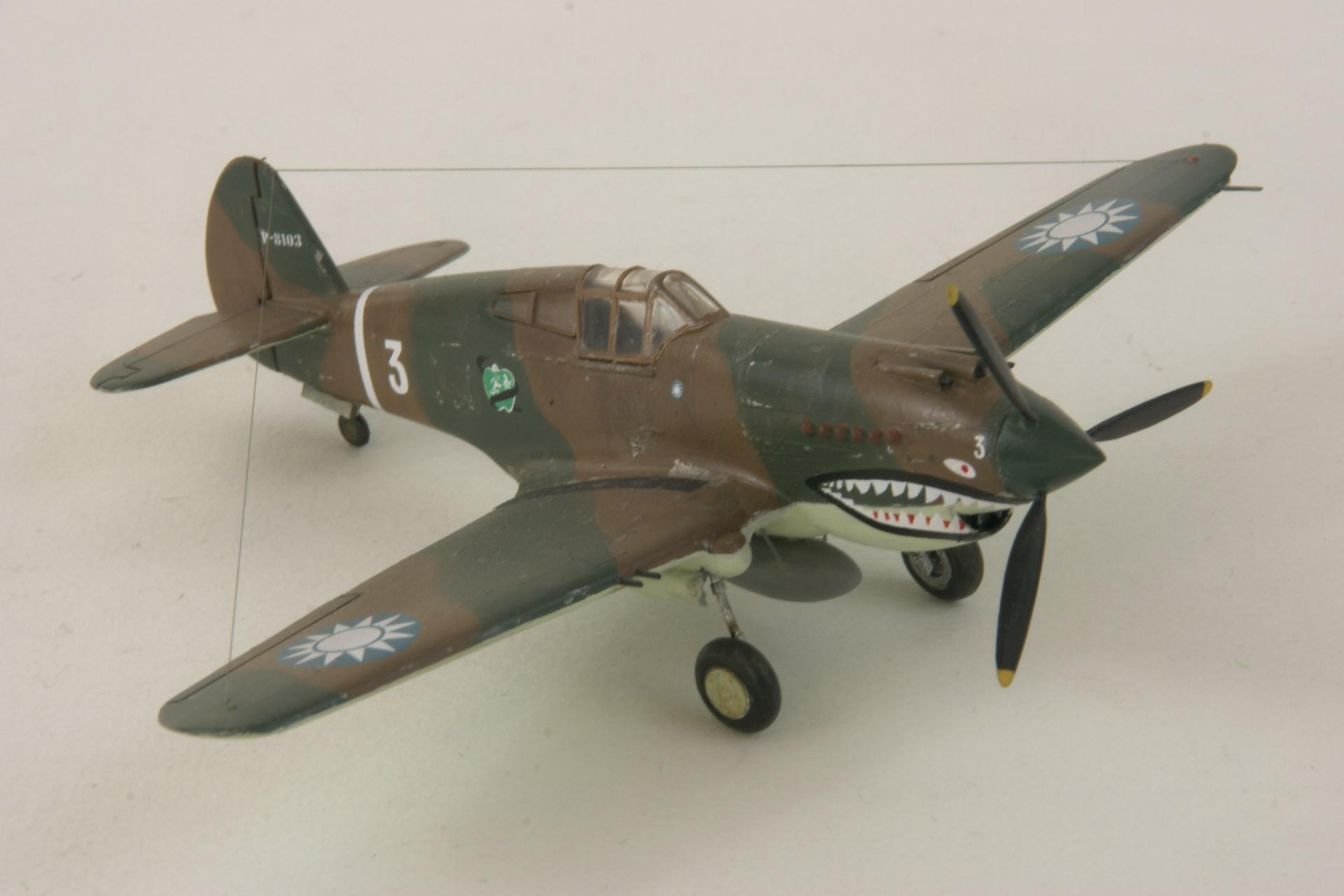 Curtiss p 40c 8 1