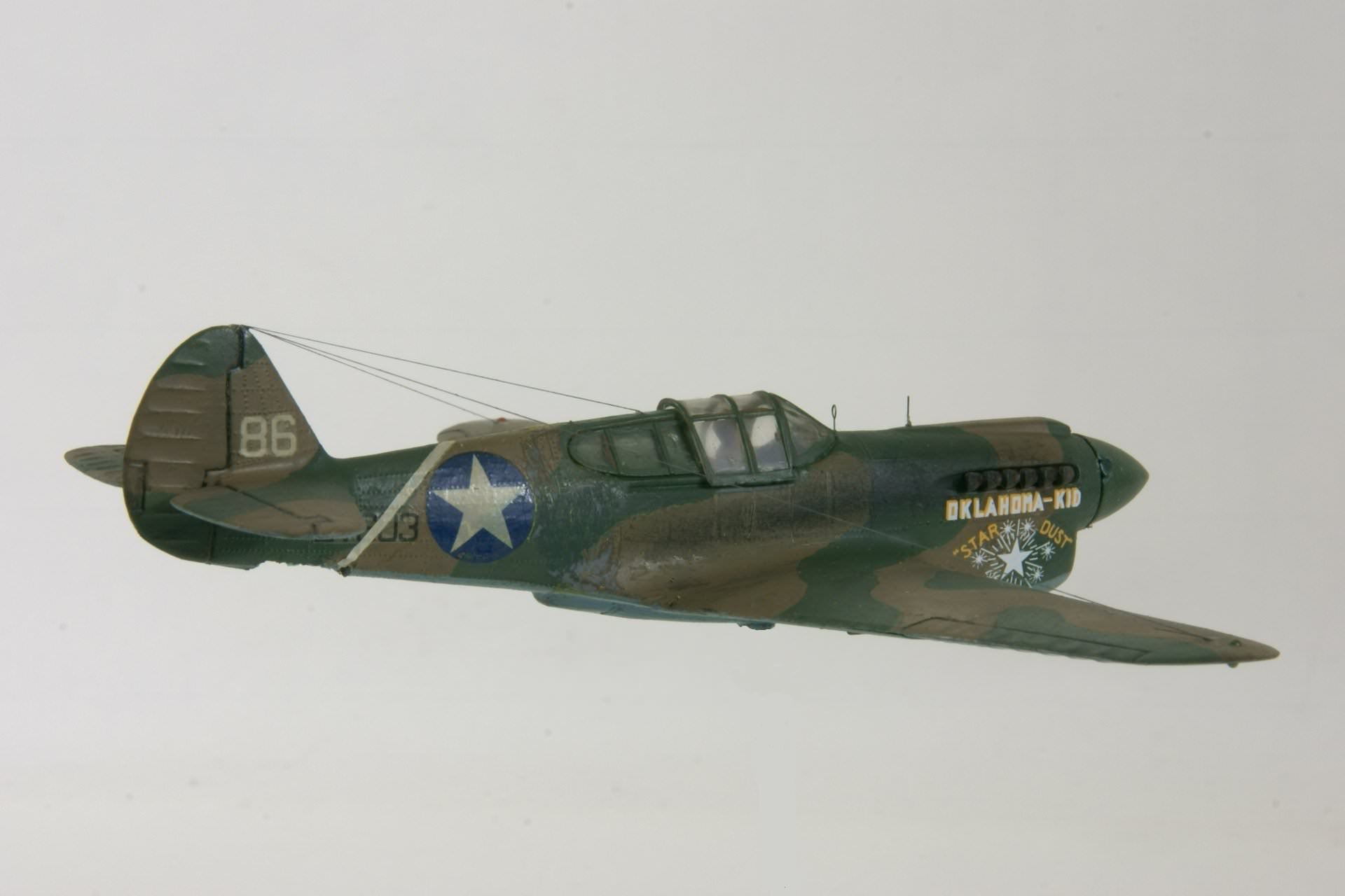 Curtiss p 40e warhawk 5