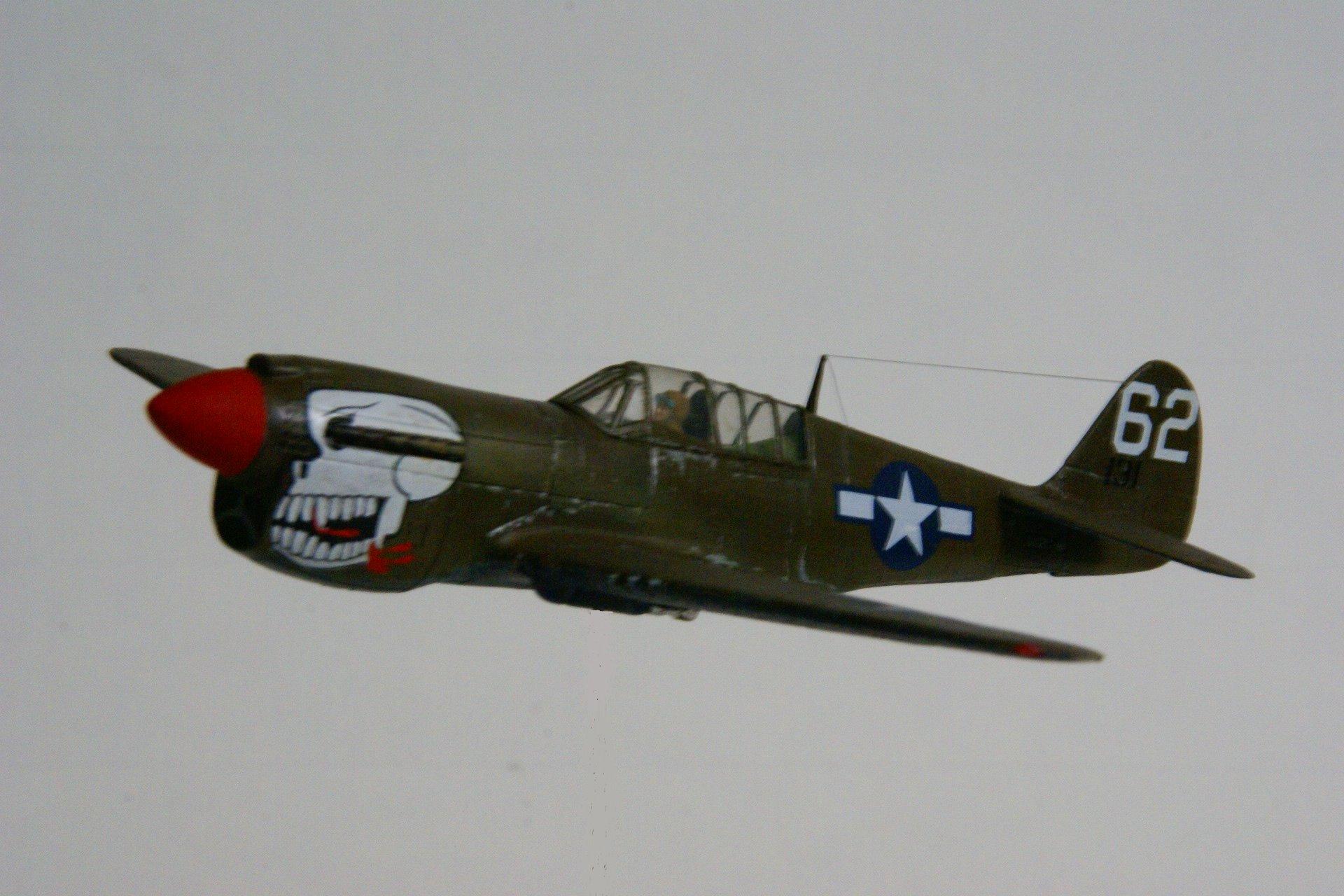 Curtiss p 40n warhawk 3 vol 2