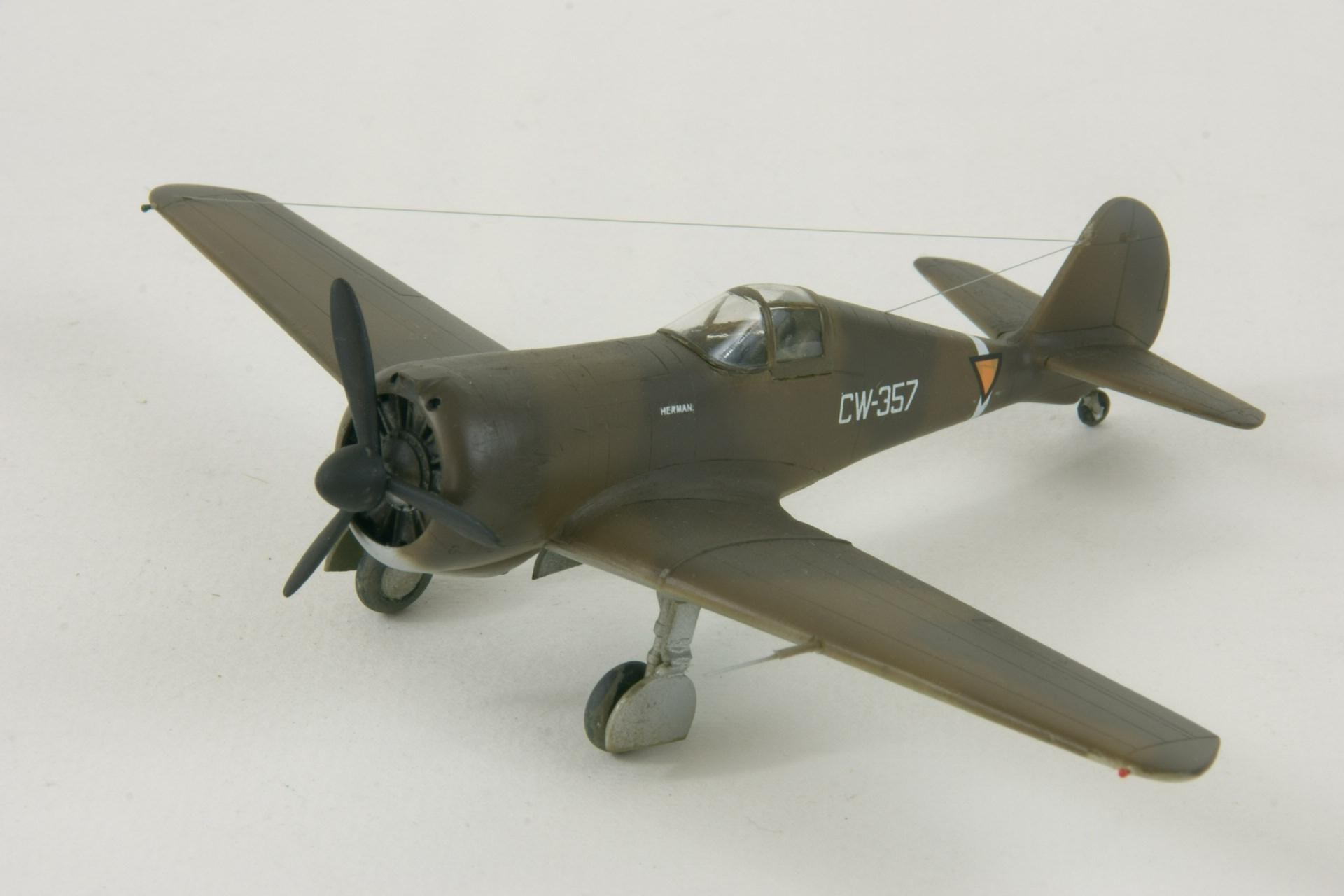 Curtiss wright cw 21b 1 2