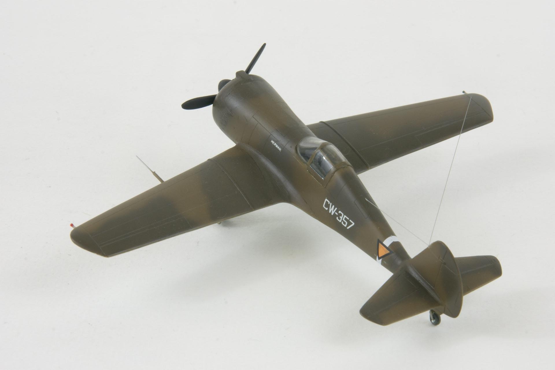 Curtiss wright cw 21b 2 2