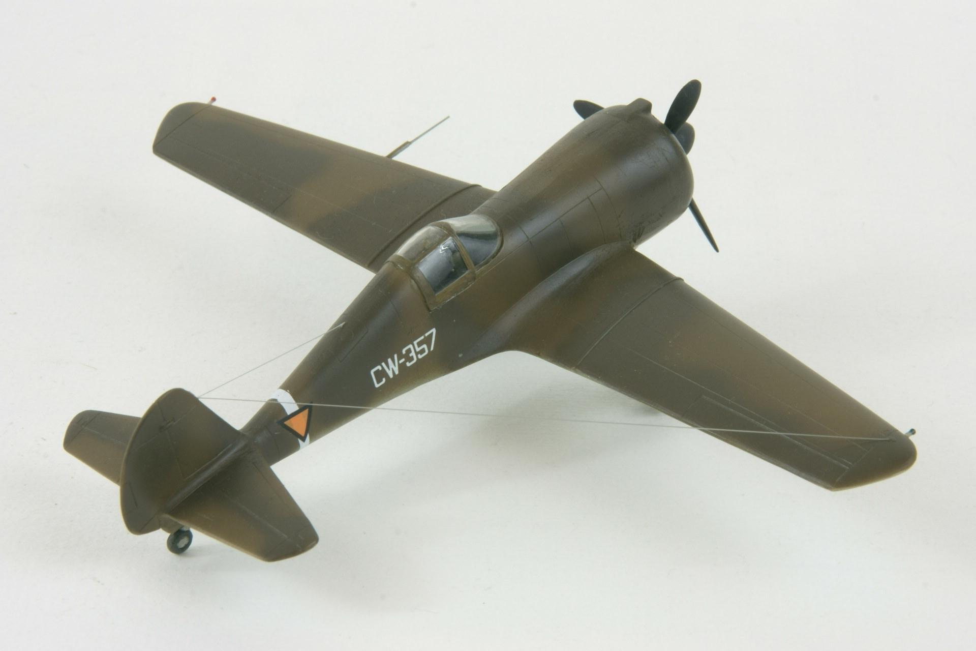 Curtiss wright cw 21b 3 2