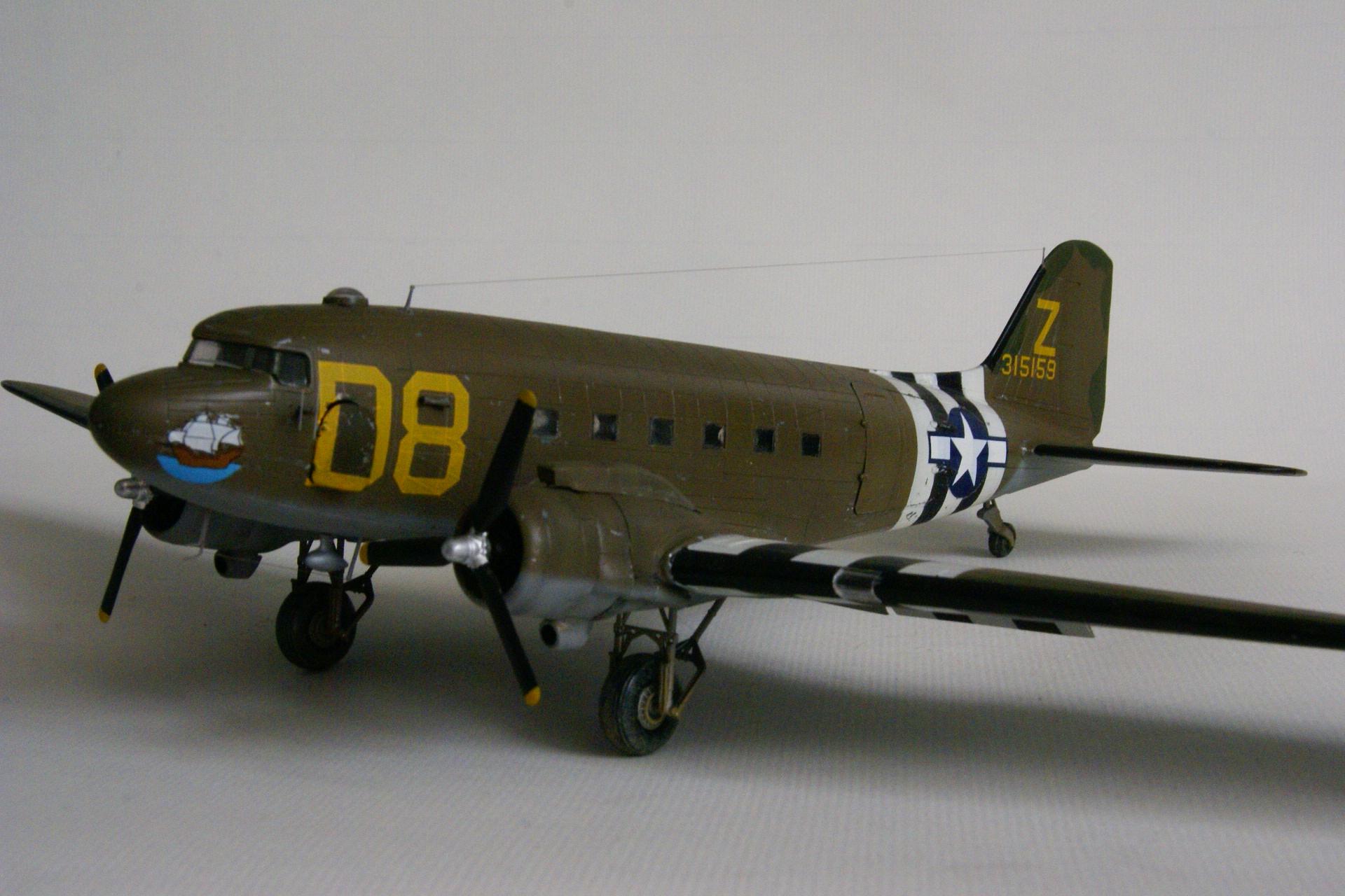 Douglas c 47 dakota 4