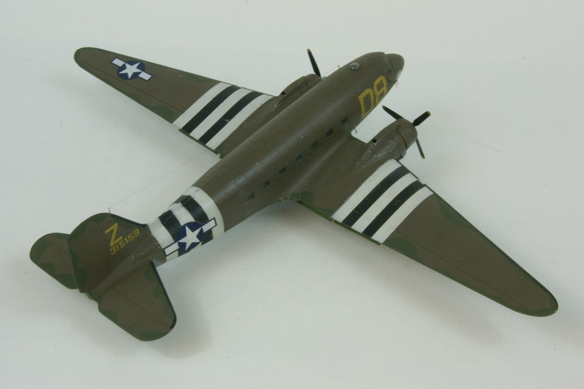 Douglas c 47 dakota 7