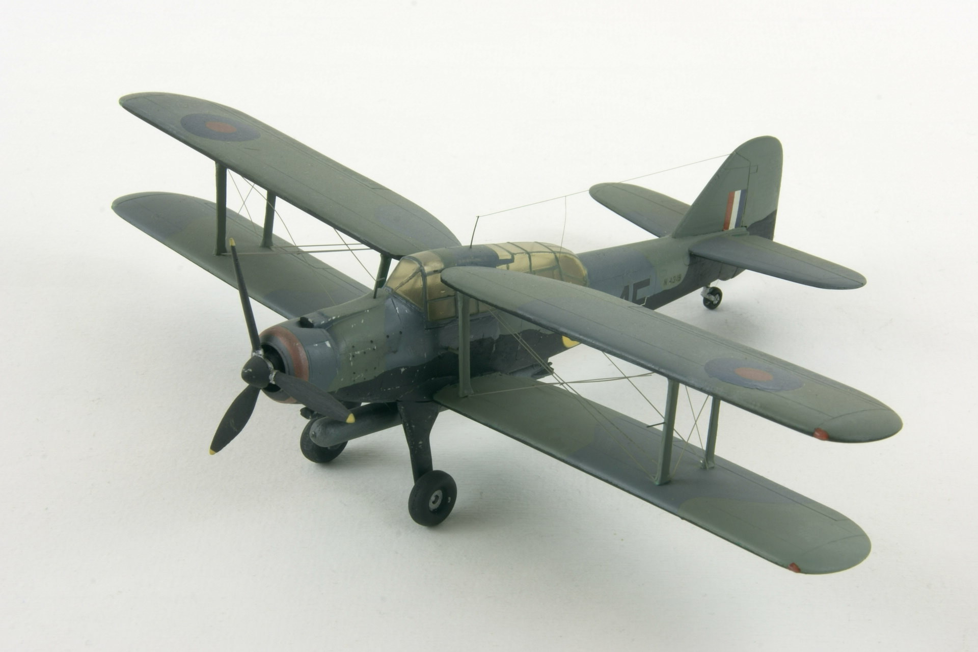 Fairey albacore tb i 1 1