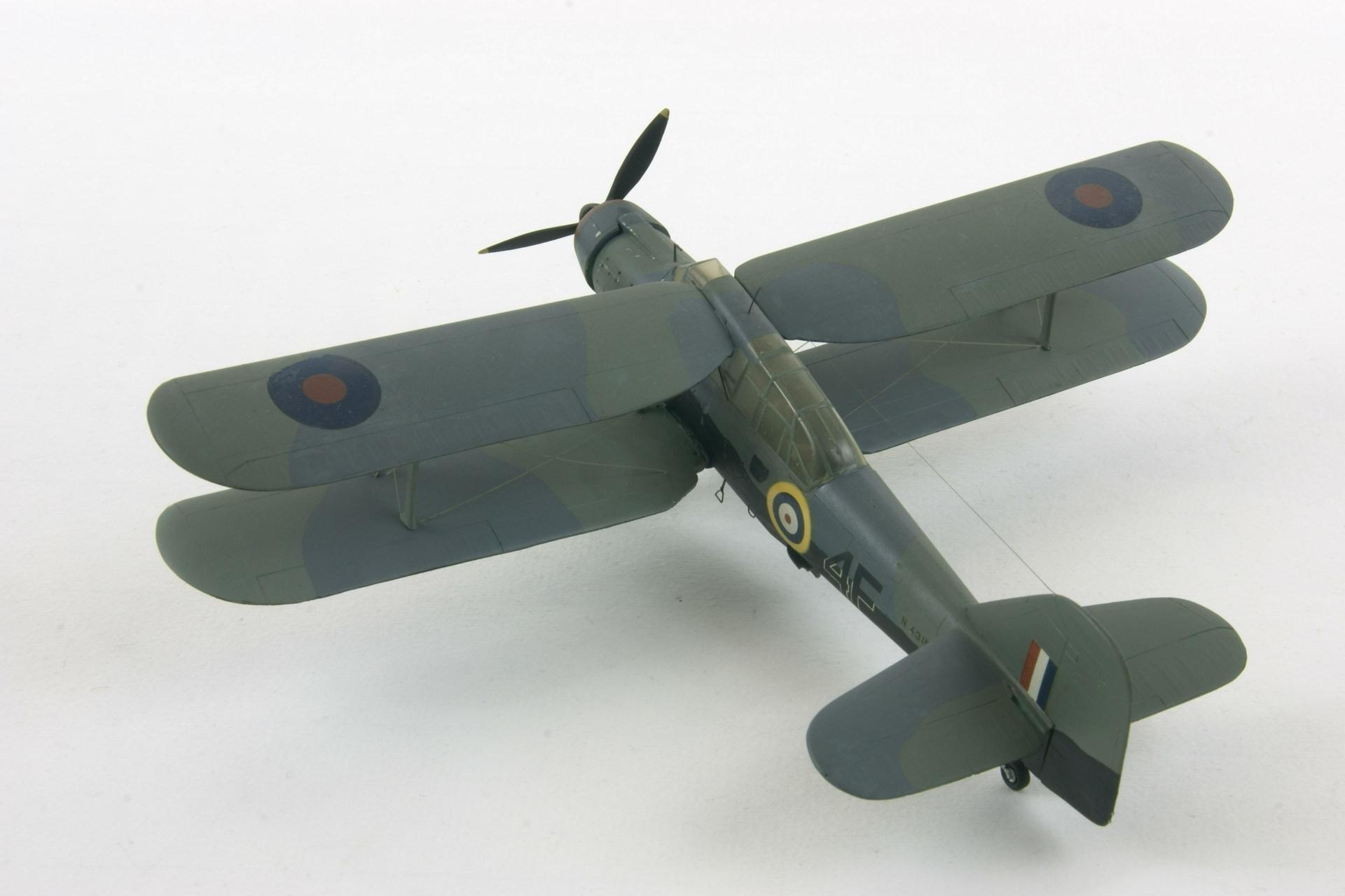 Fairey albacore tb i 2 1