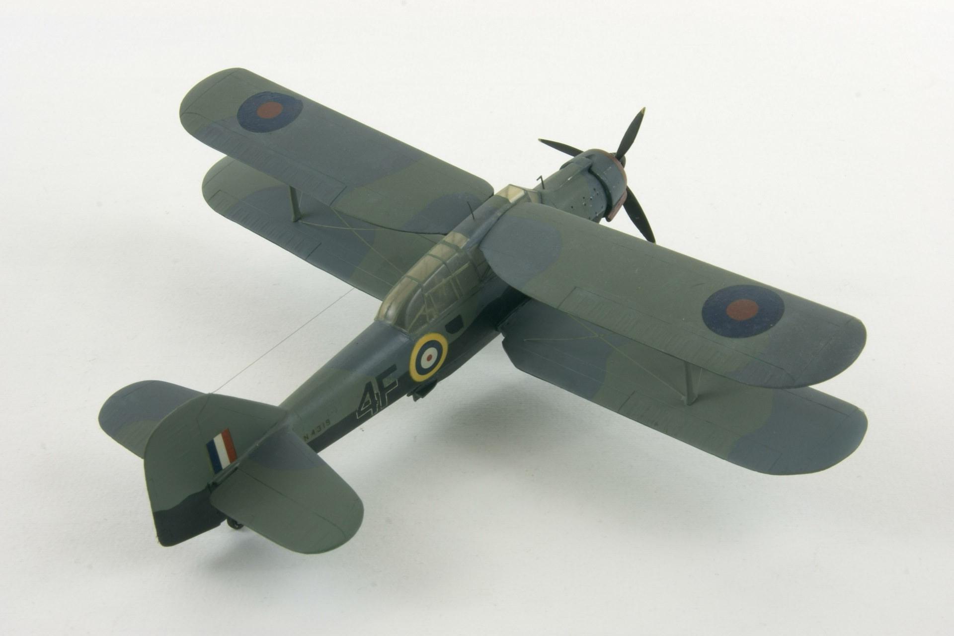 Fairey albacore tb i 3 1