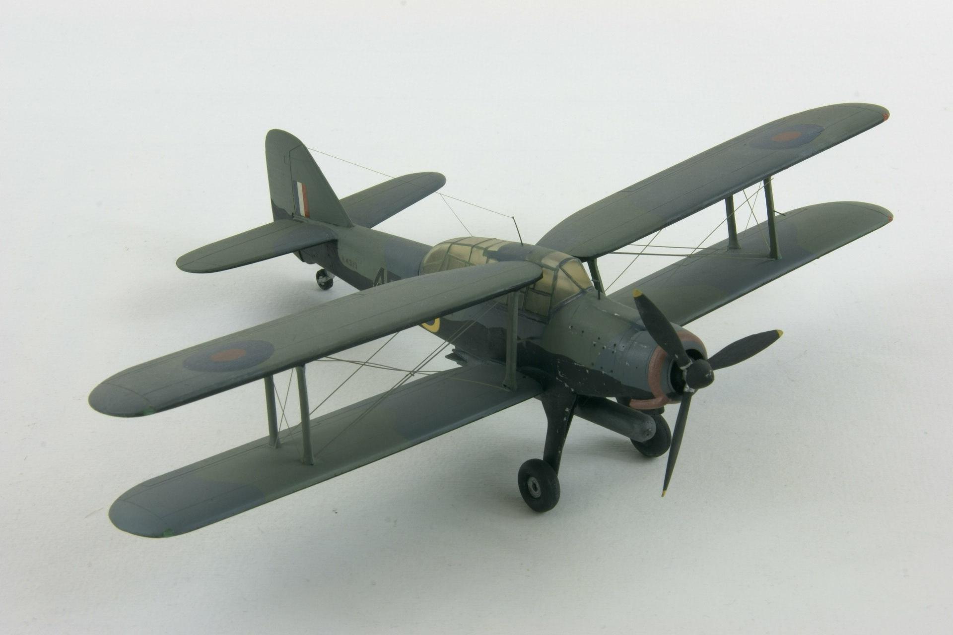 Fairey albacore tb i 4 1