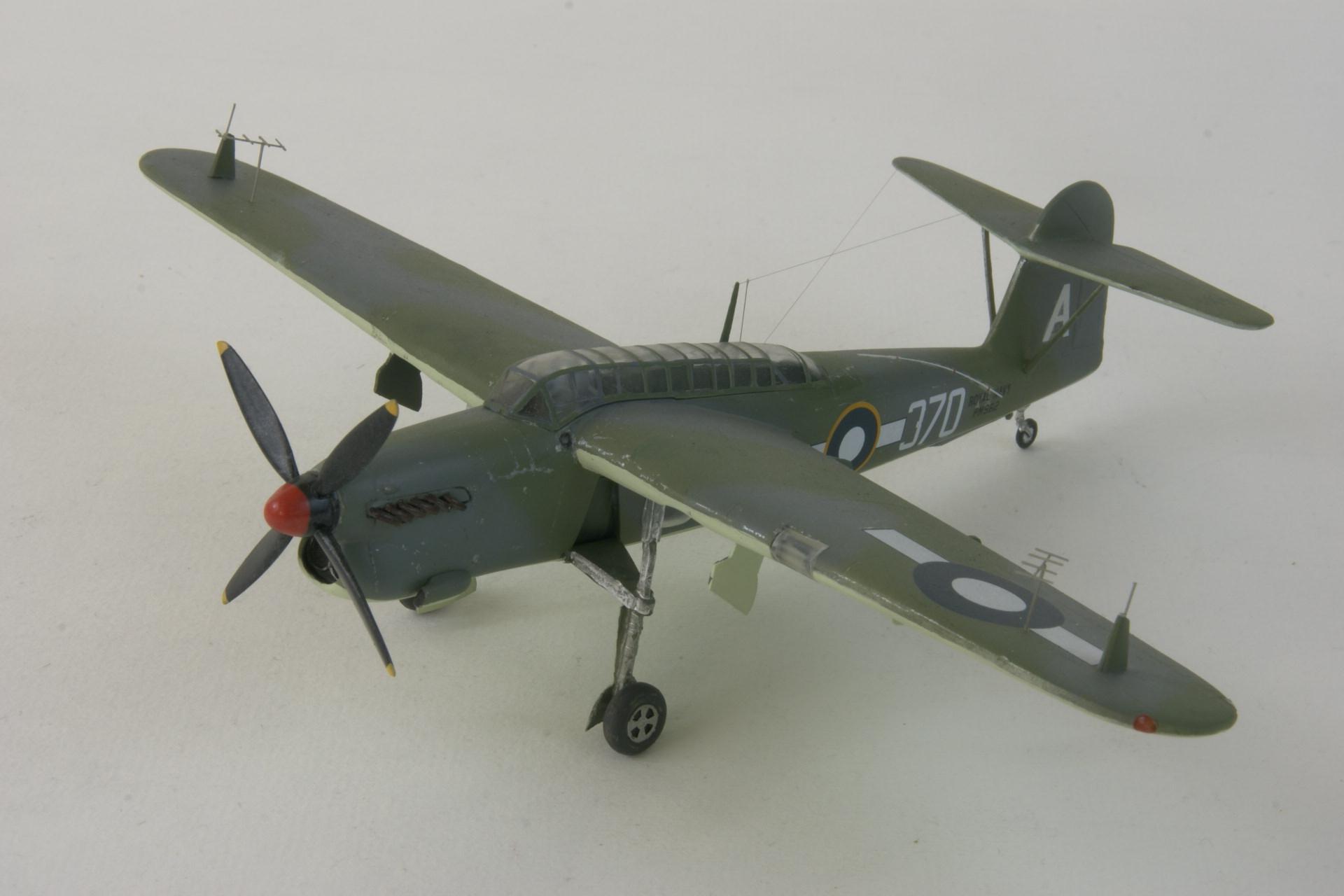 Fairey barracuda tb ii 1 1