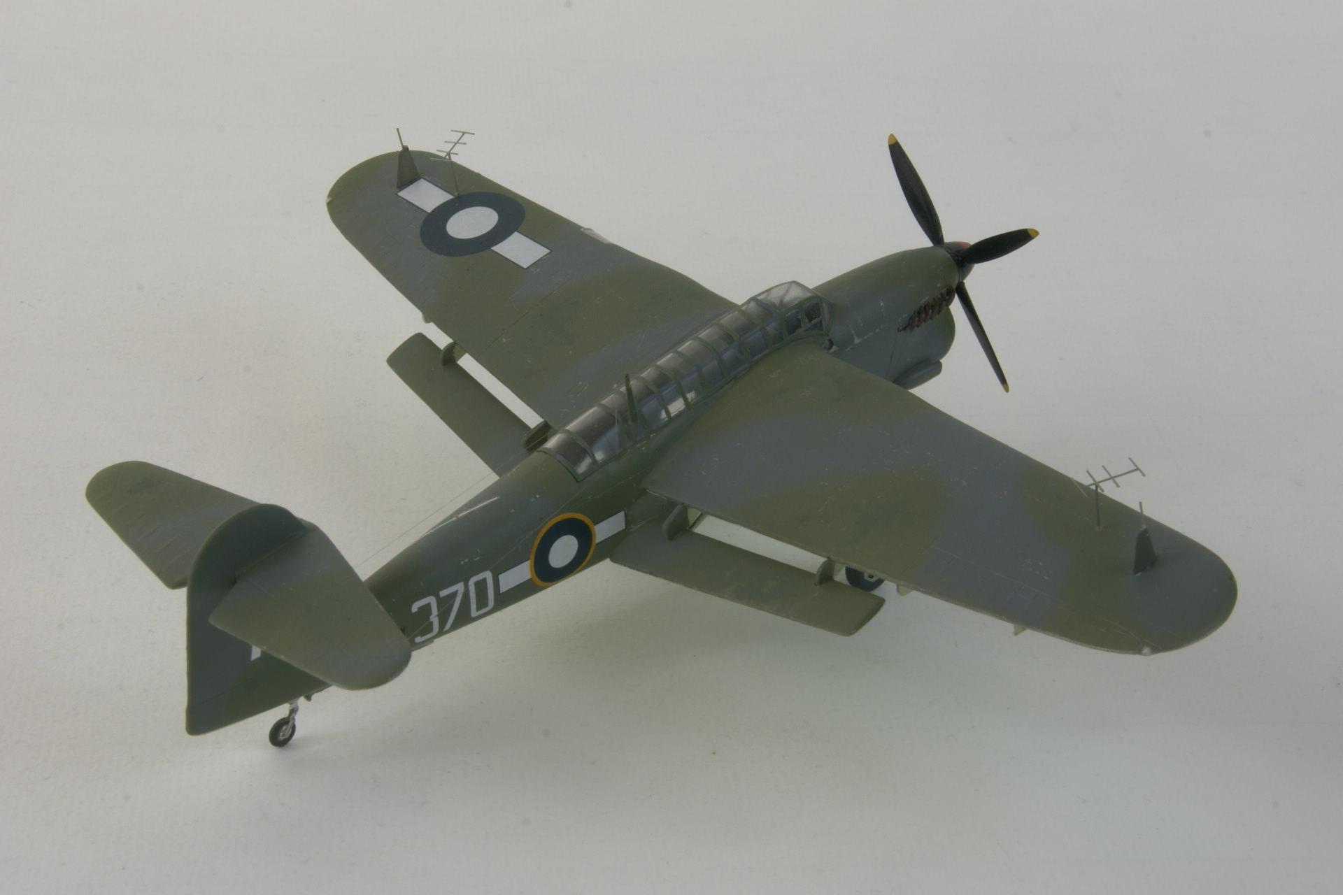 Fairey barracuda tb ii 2 1