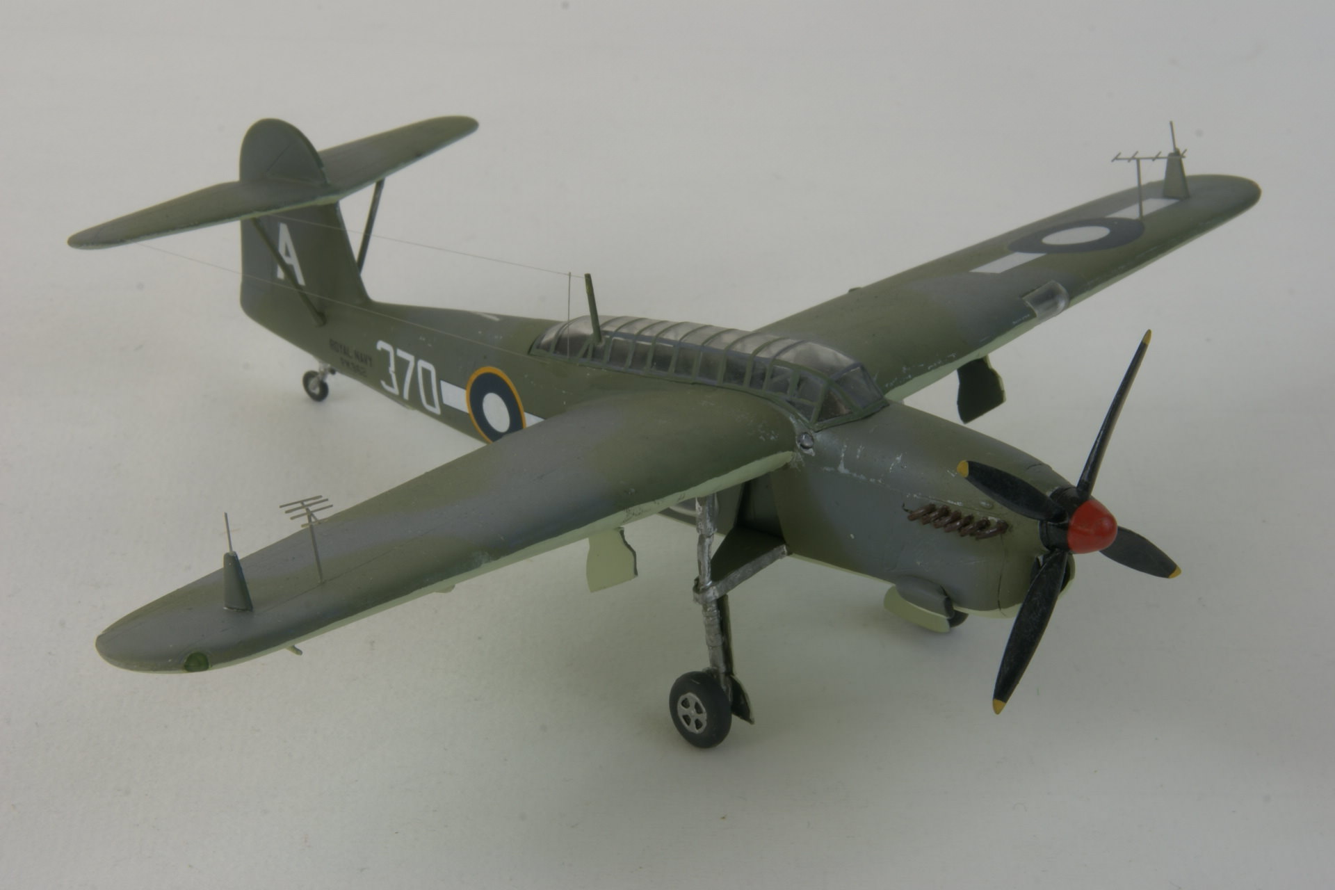 Fairey barracuda tb ii 3 1