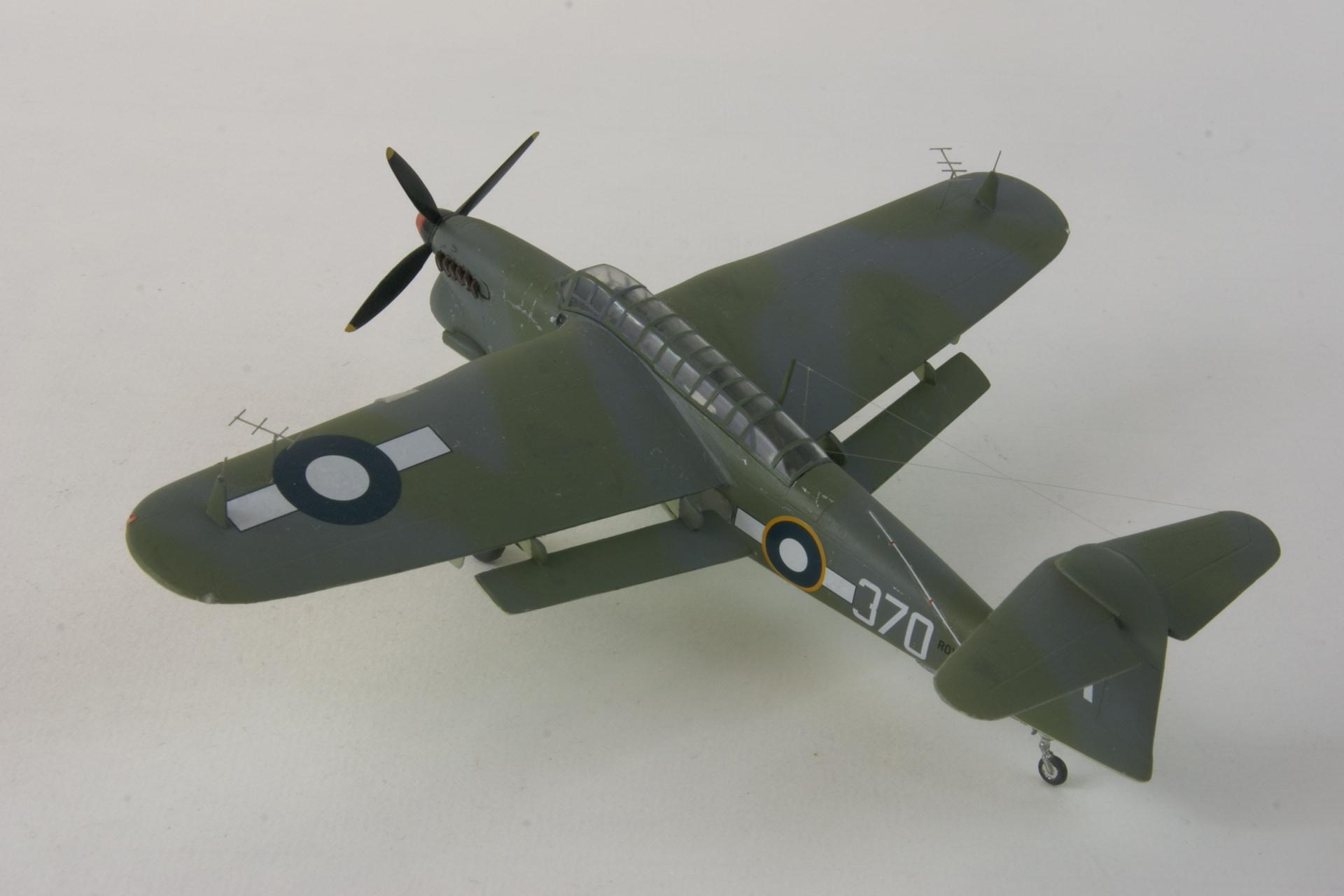 Fairey barracuda tb ii 4 1