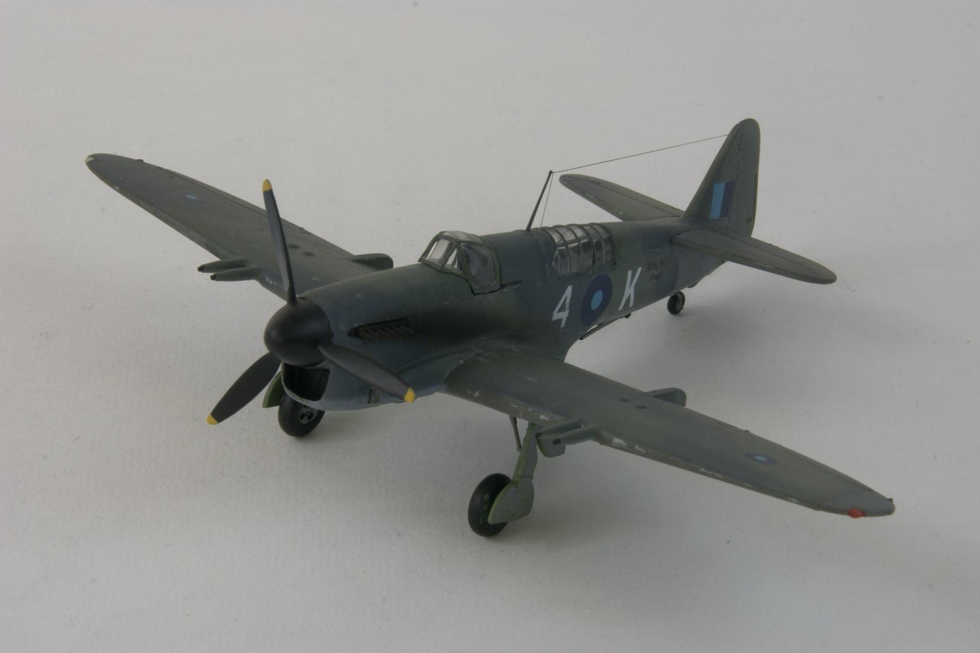 Fairey firefly f i 1 1