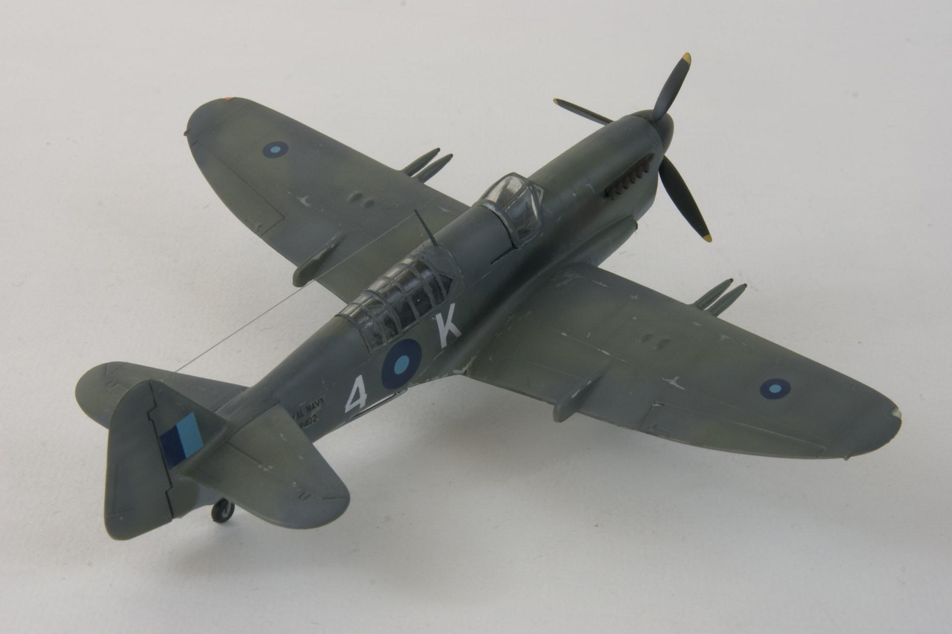 Fairey firefly f i 2 1
