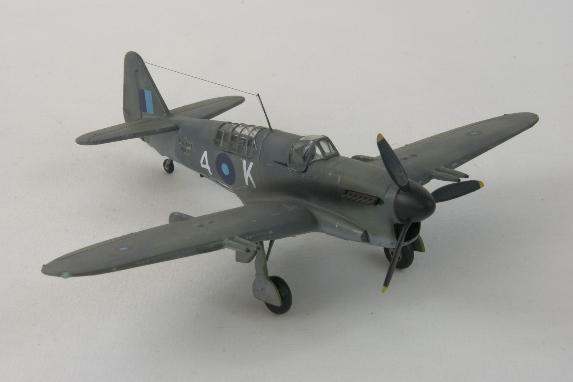 Fairey firefly f i 3 1