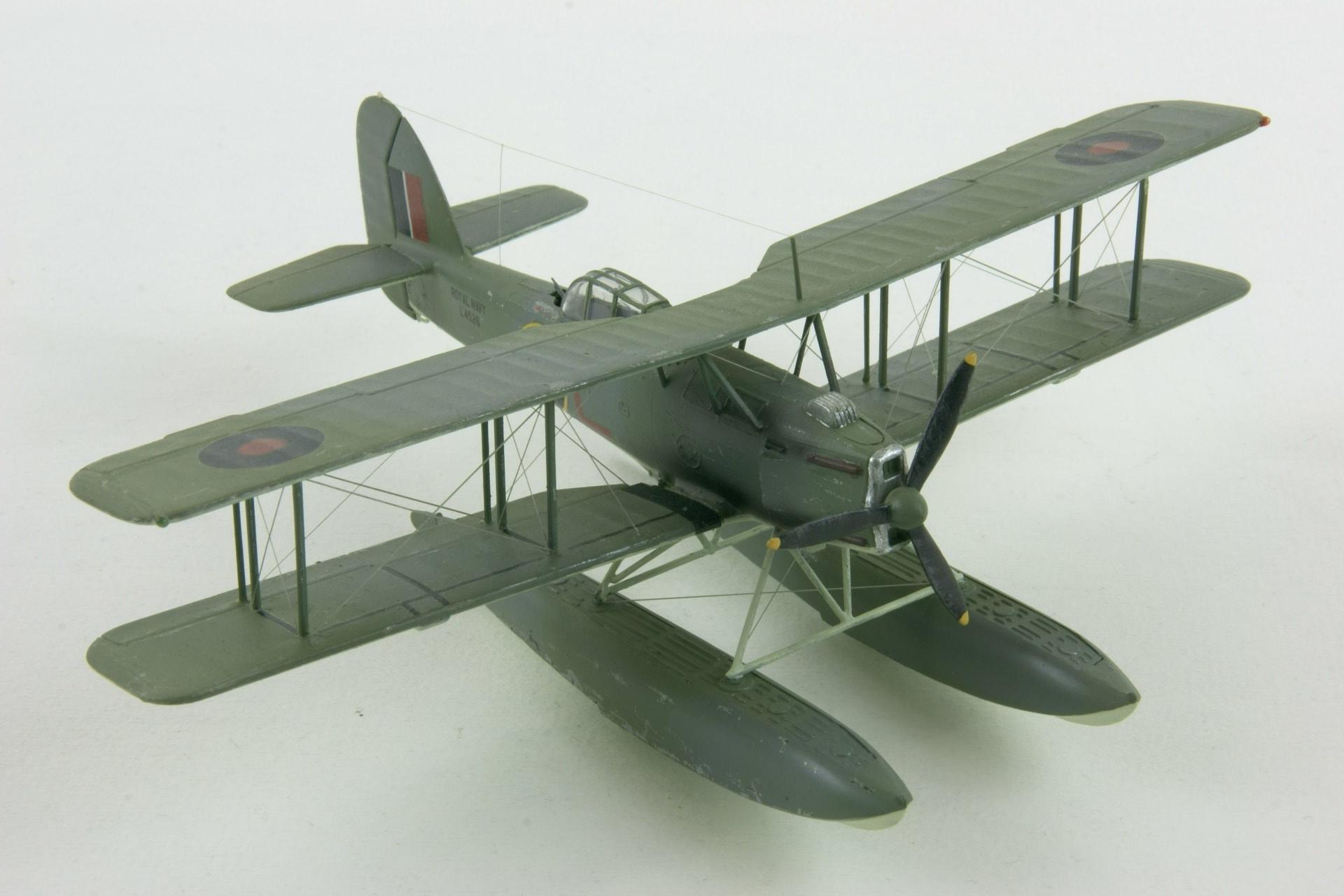 Fairey seafox 4 1