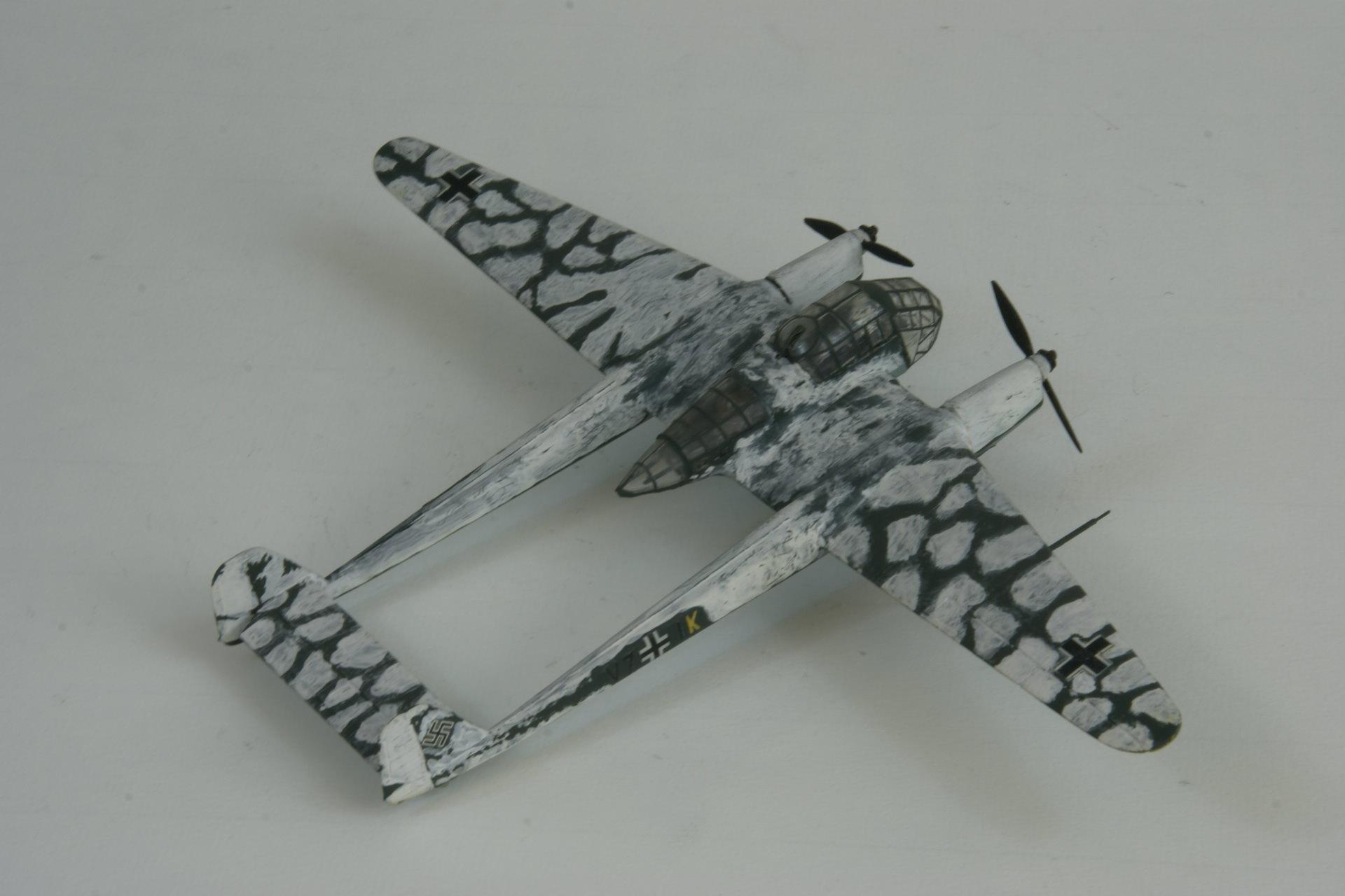 Focke wulf 189a 2 3