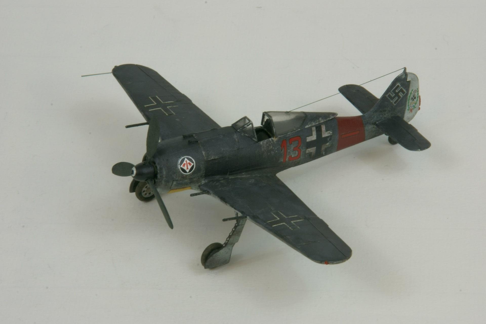 Focke wulf 190a 7 1