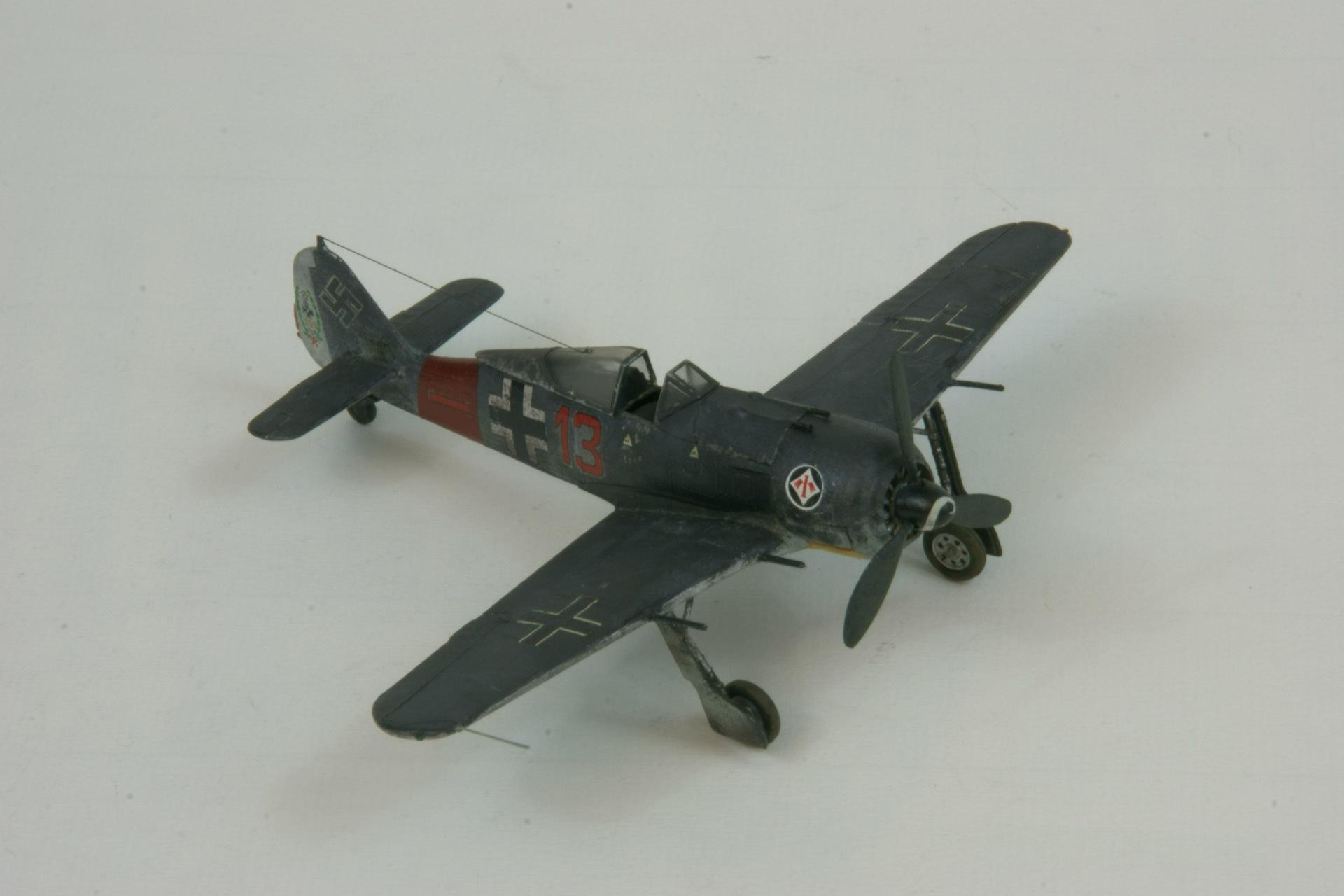 Focke wulf 190a 7 4