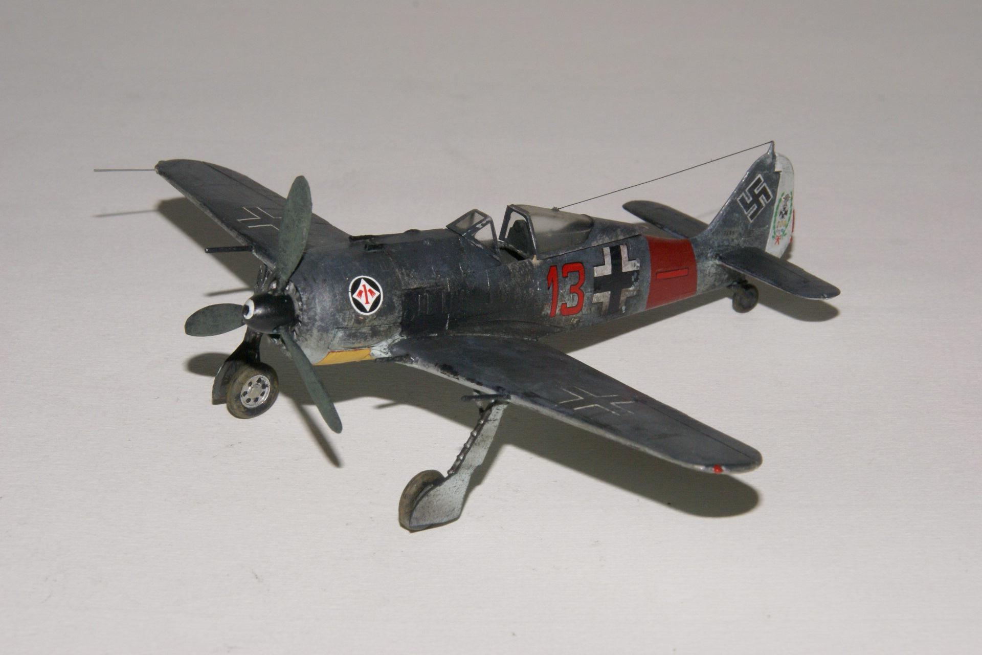 Focke wulf 190a 7 5