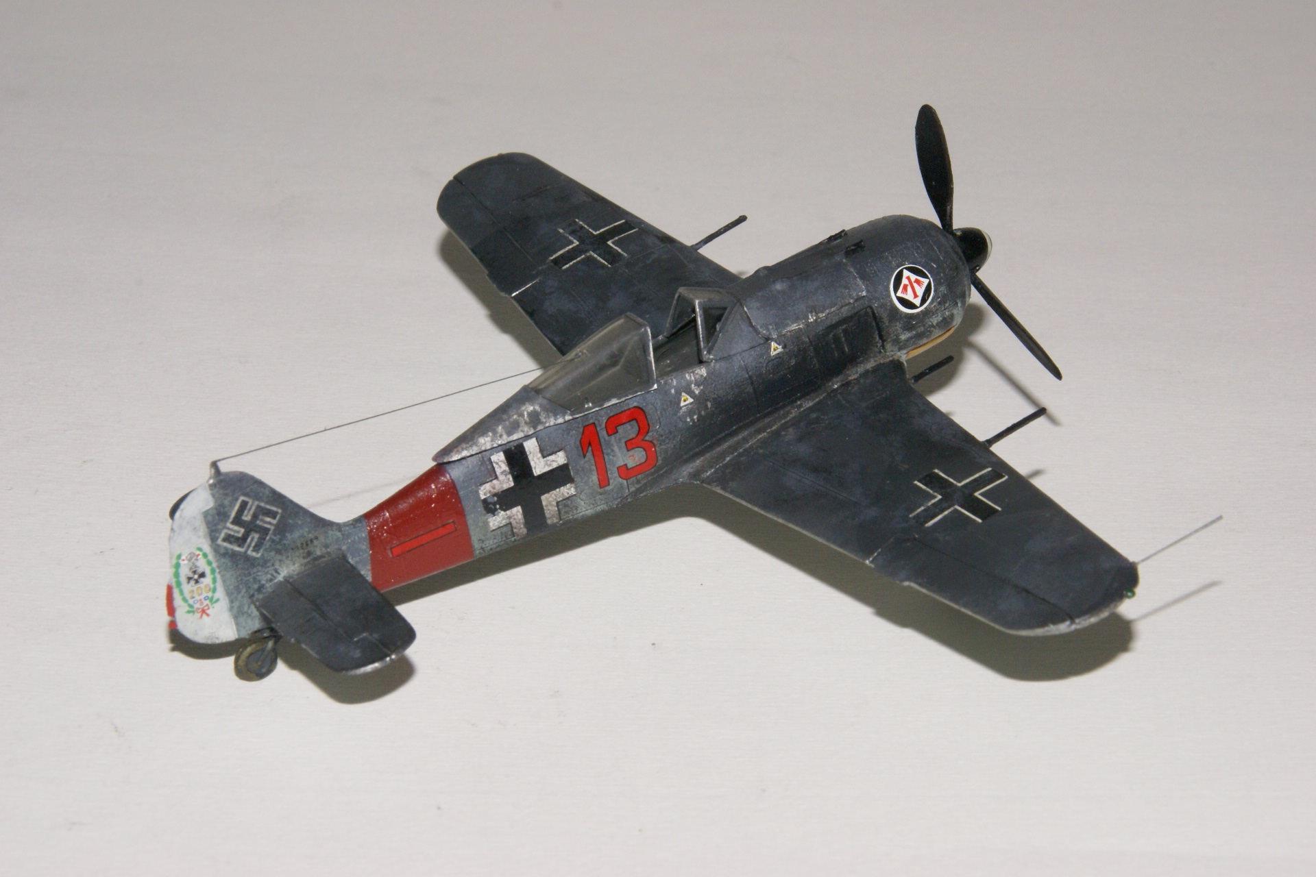 Focke wulf 190a 7 6