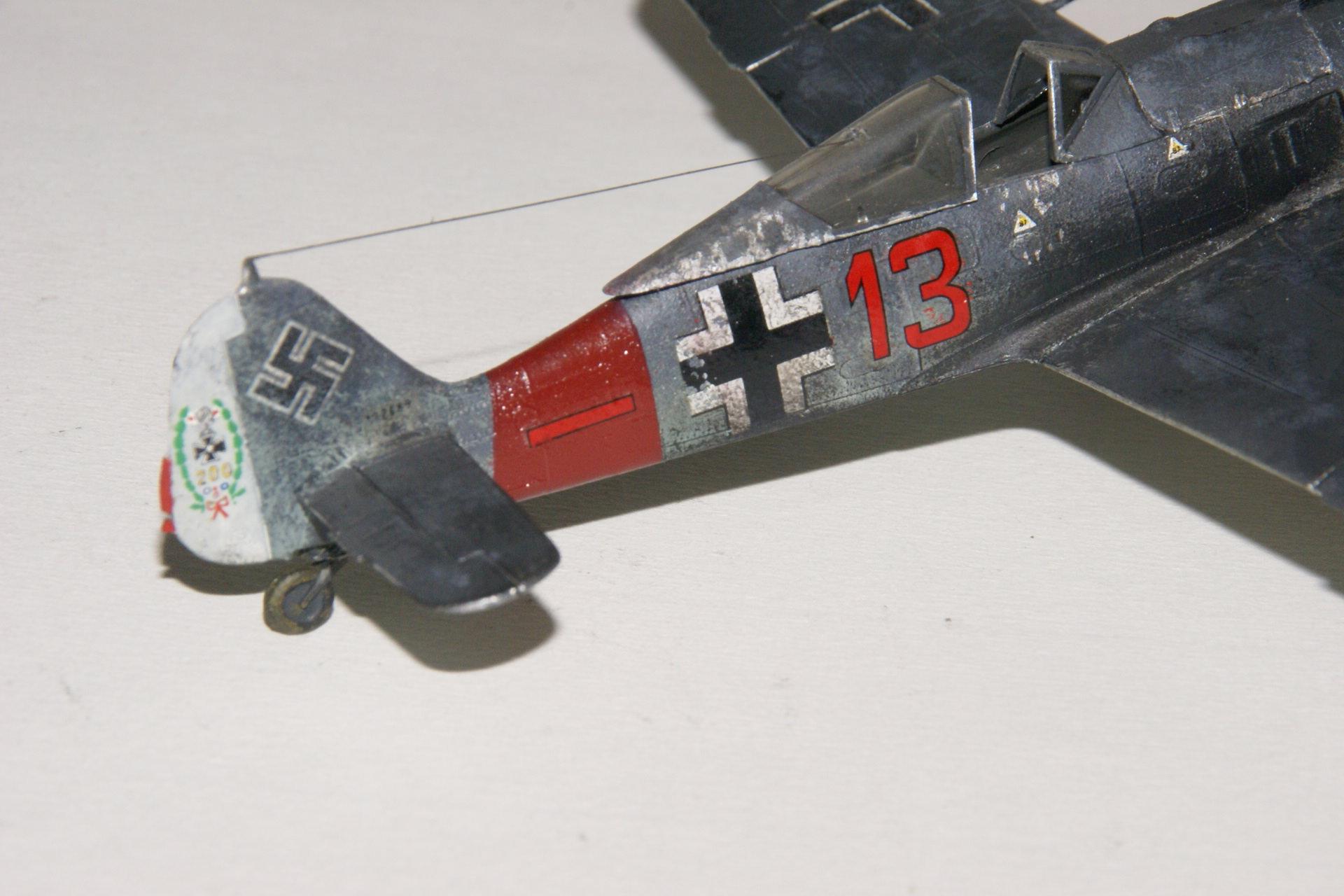 Focke wulf 190a 7 7