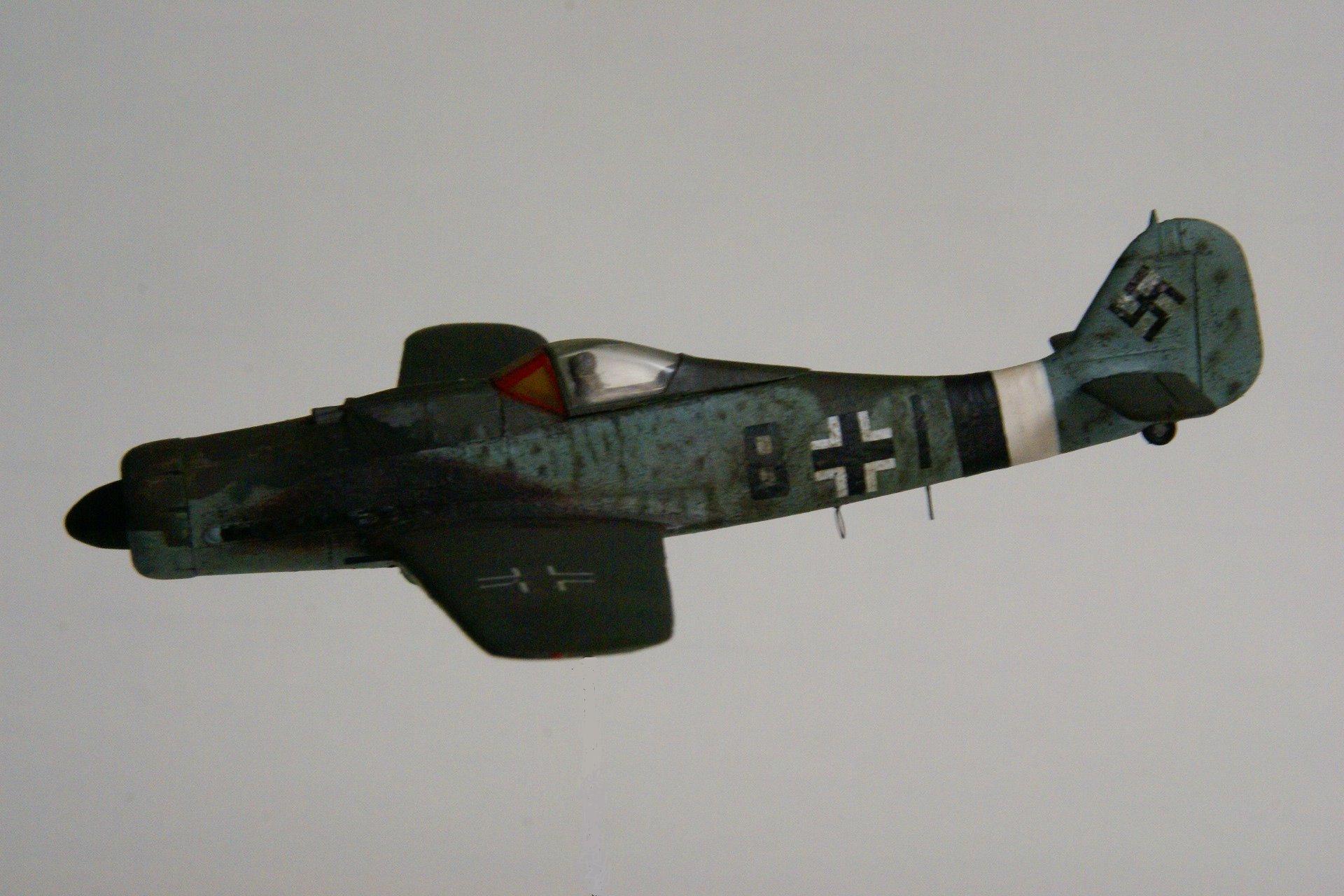 Focke wulf 190d 9 2