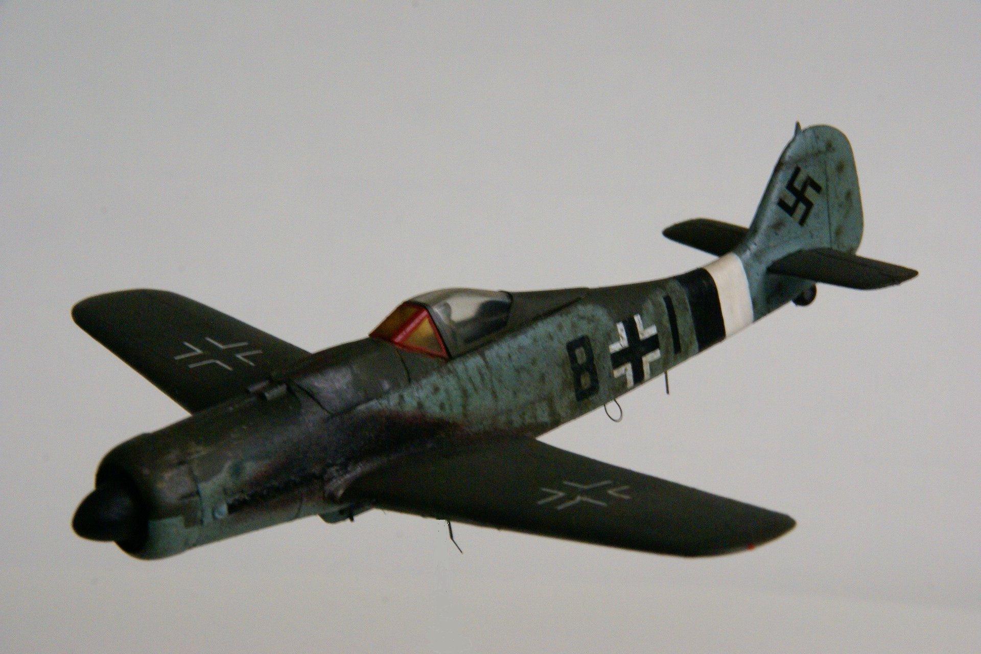 Focke wulf 190d 9 3