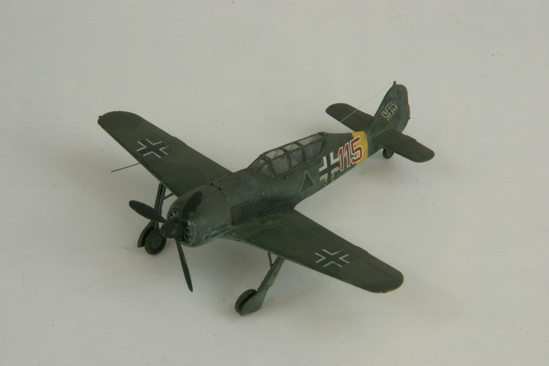 Focke wulf 190s 5 1