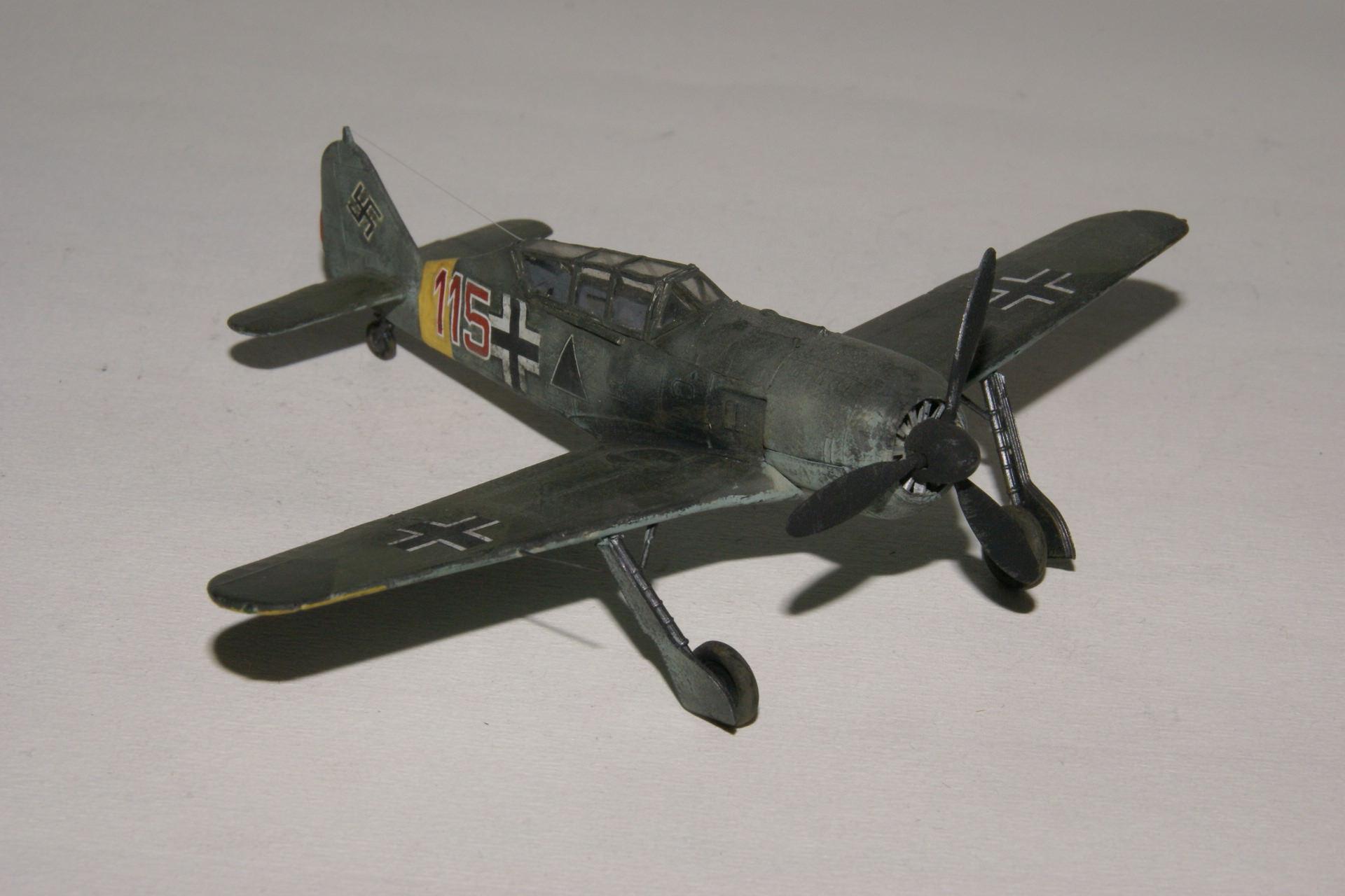 Focke wulf 190s 5 4