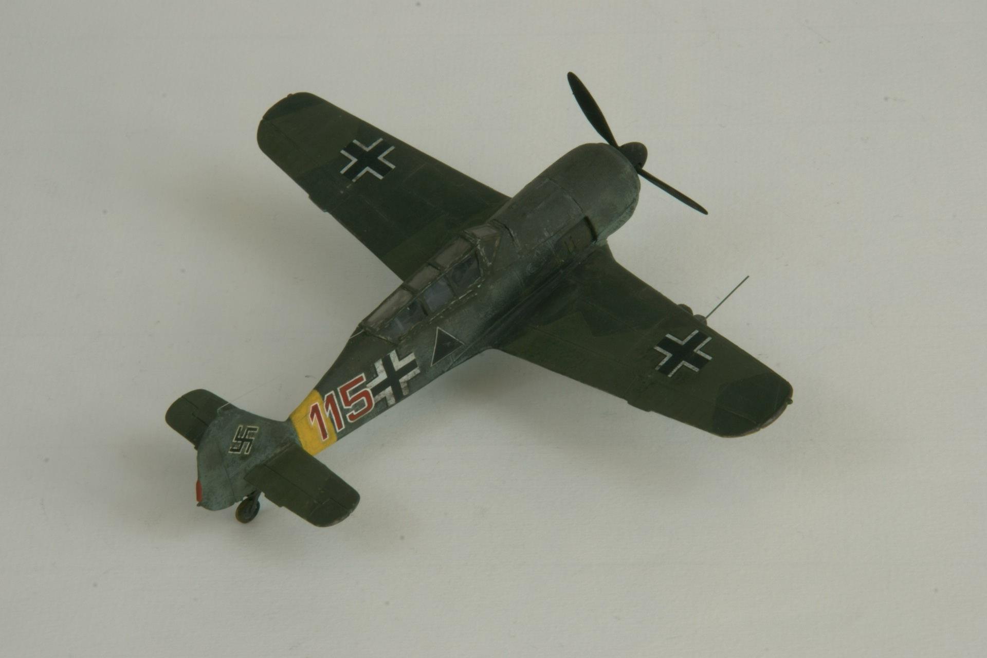 Focke wulf 190s 5 6