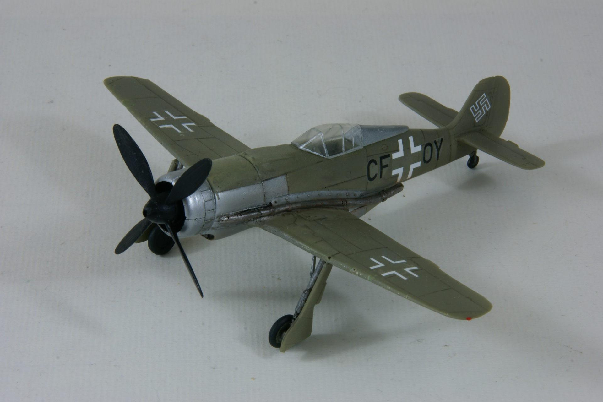Focke wulf fw 190 v18 u1