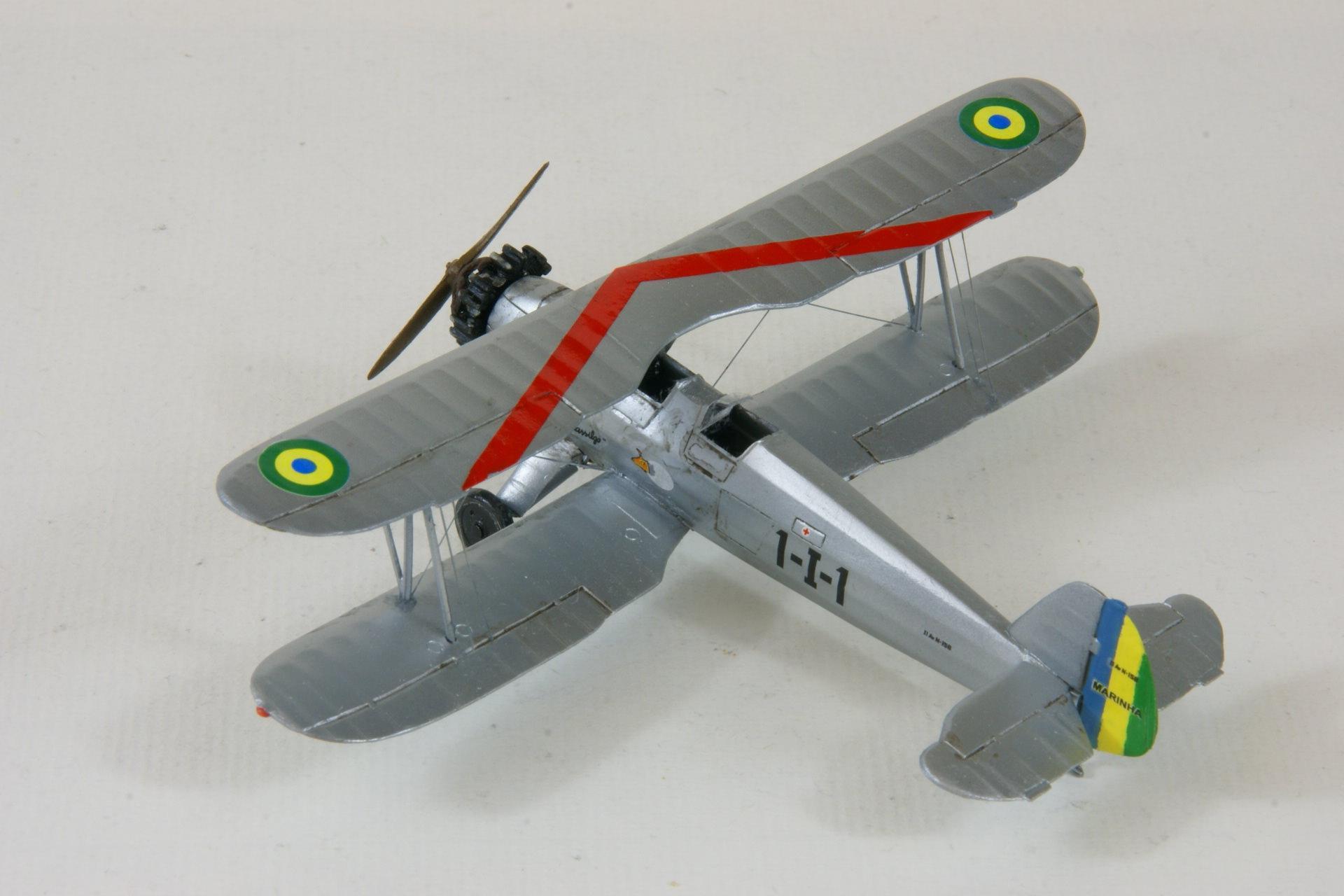 Focke wulf fw 44 stieglitz 2