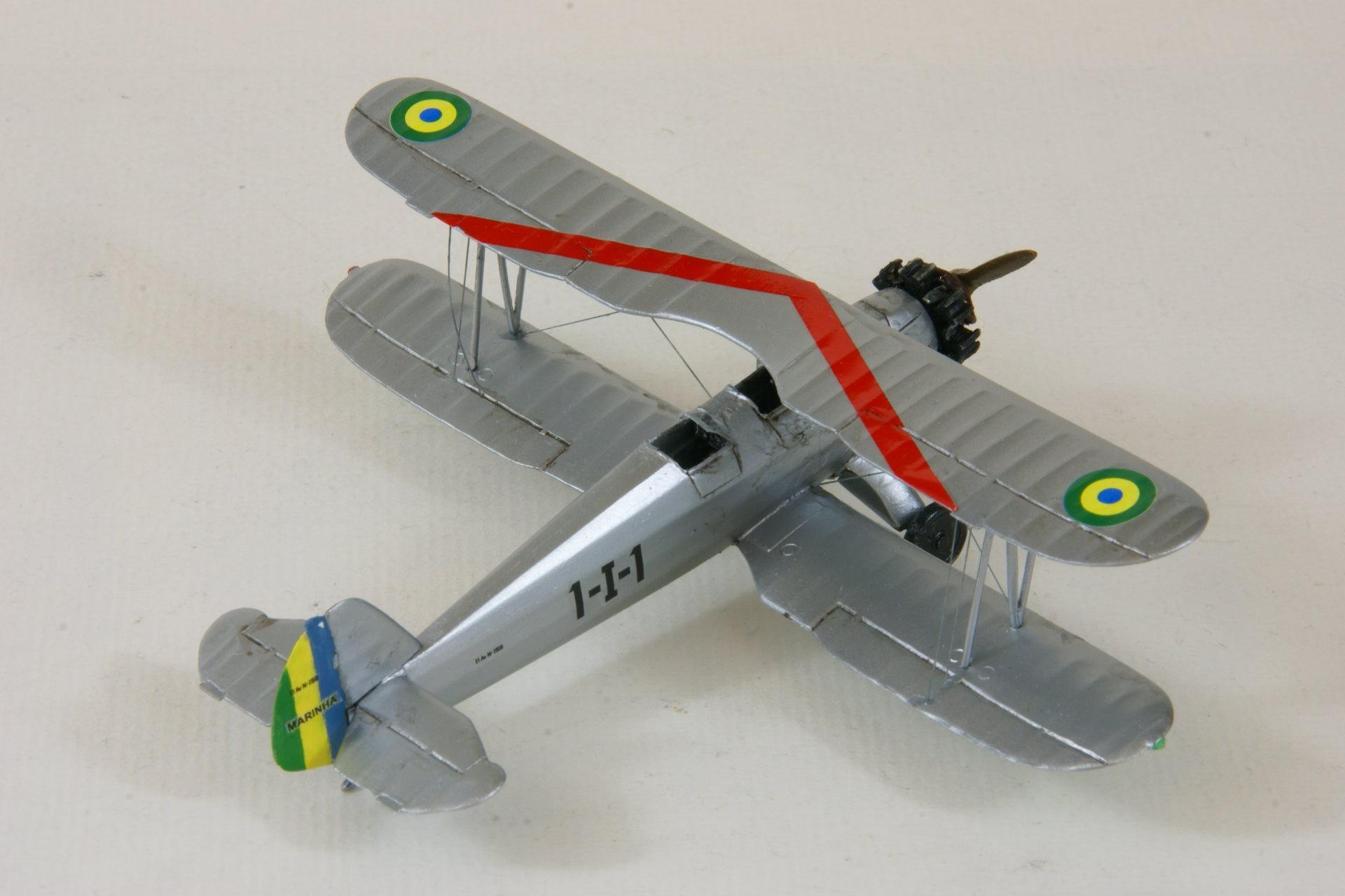 Focke wulf fw 44 stieglitz 3