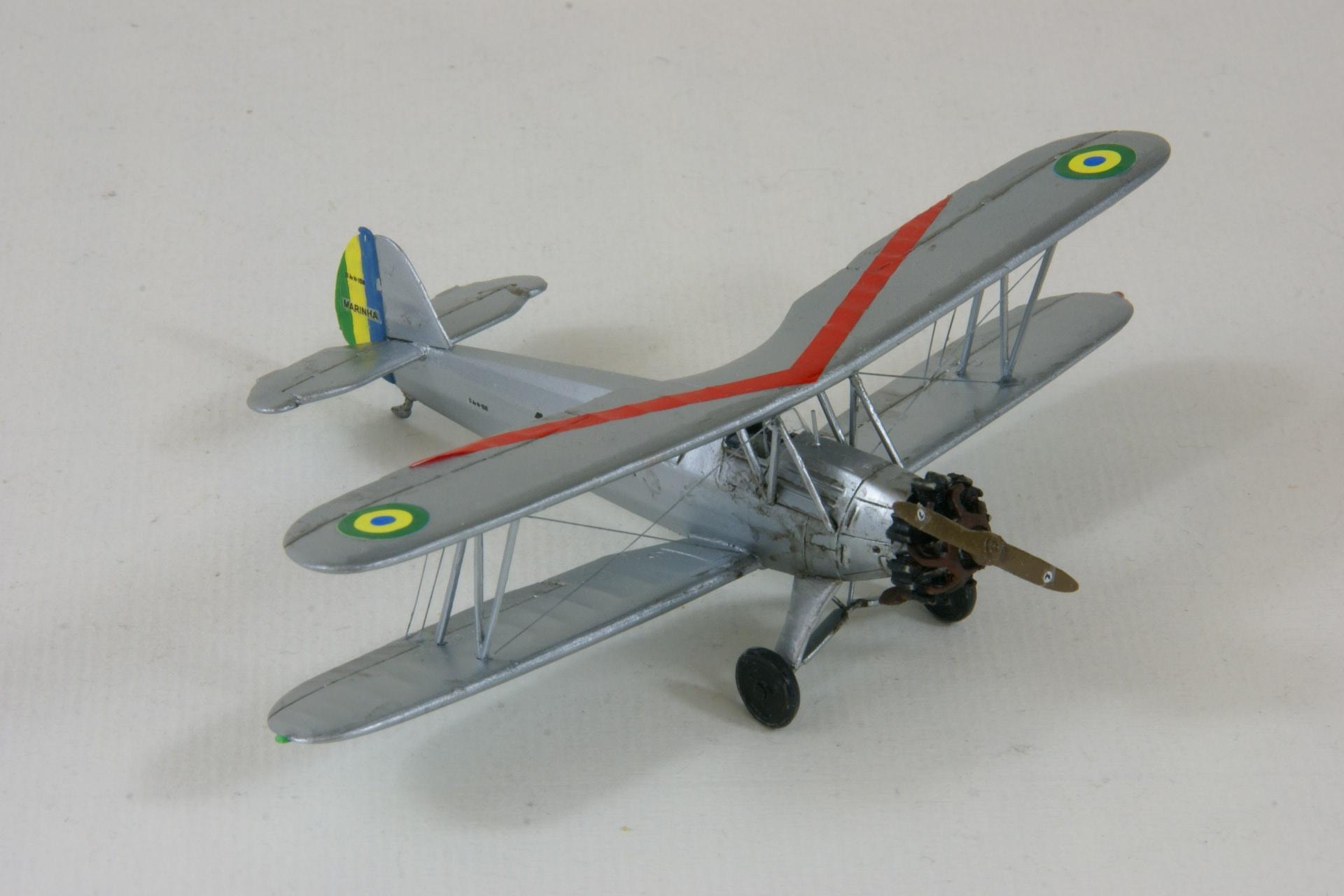 Focke wulf fw 44 stieglitz 4