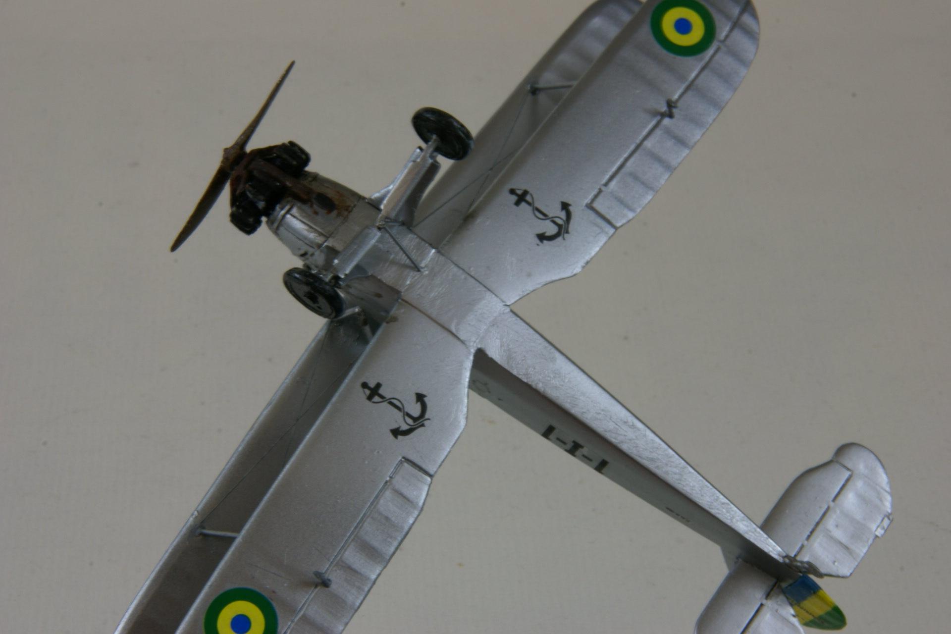 Focke wulf fw 44 stieglitz 5