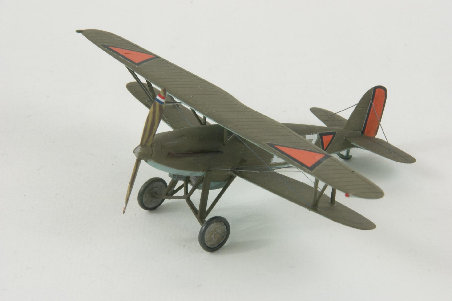 Fokker d xvii 1 2
