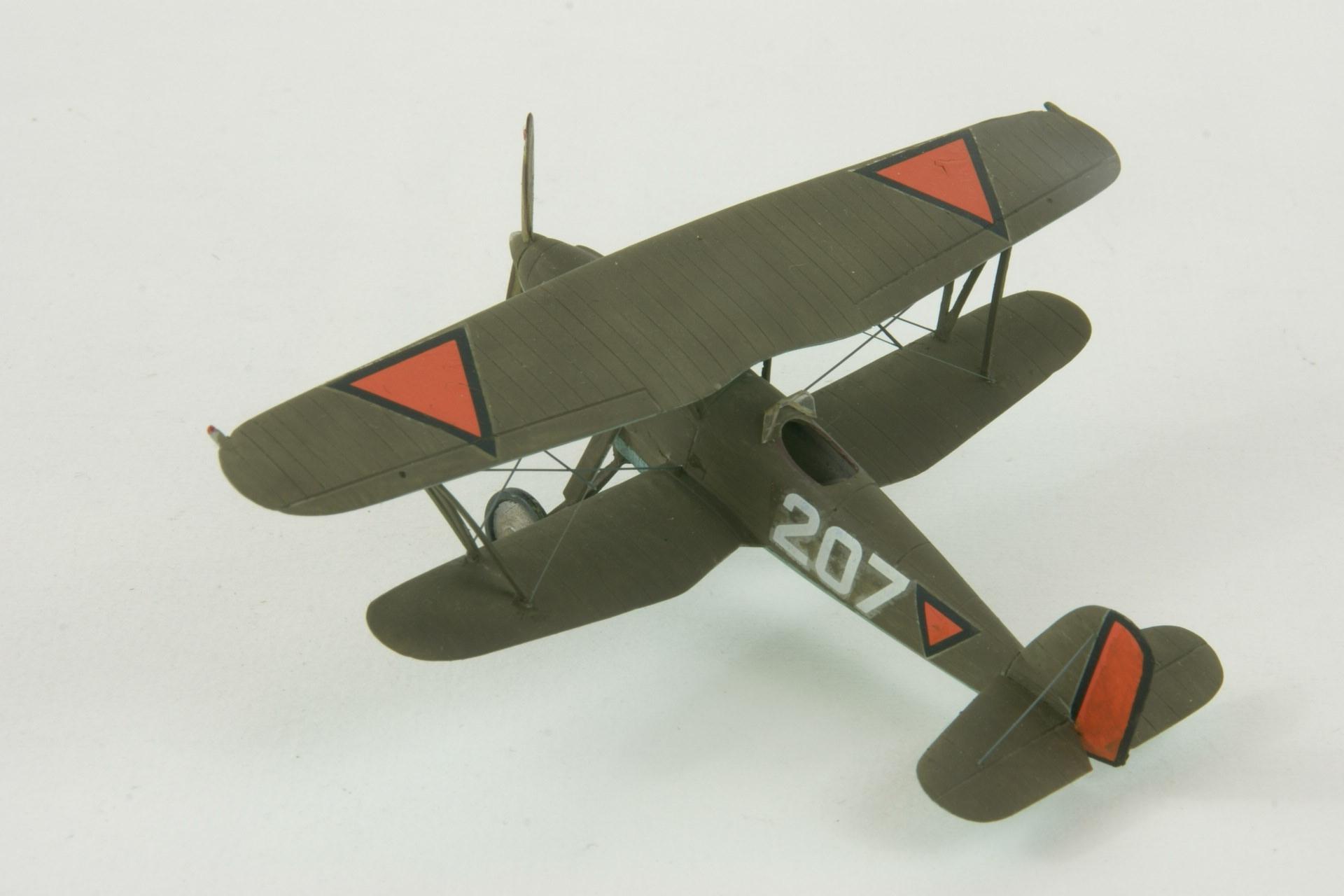 Fokker d xvii 2 2