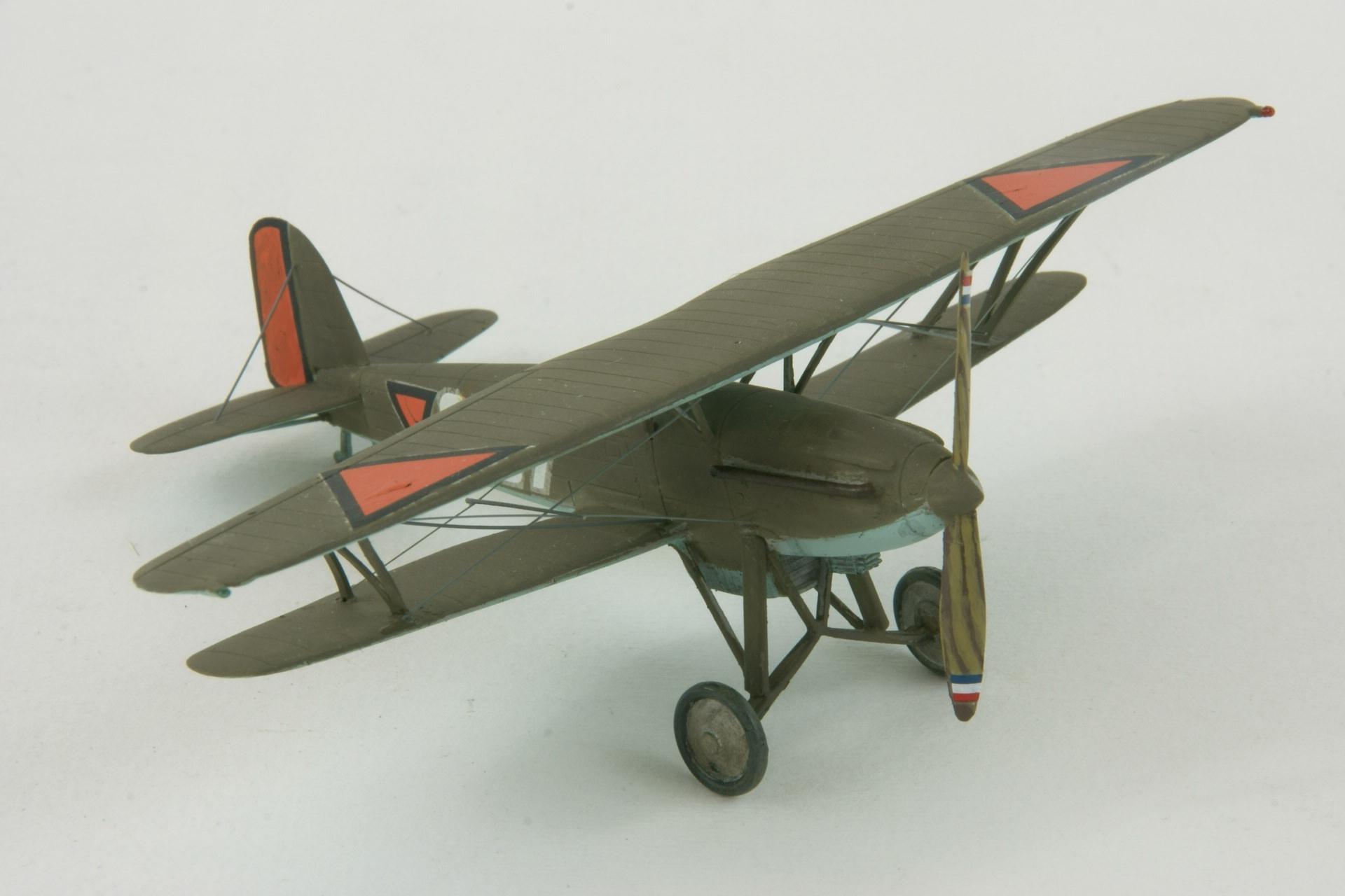 Fokker d xvii 4 2