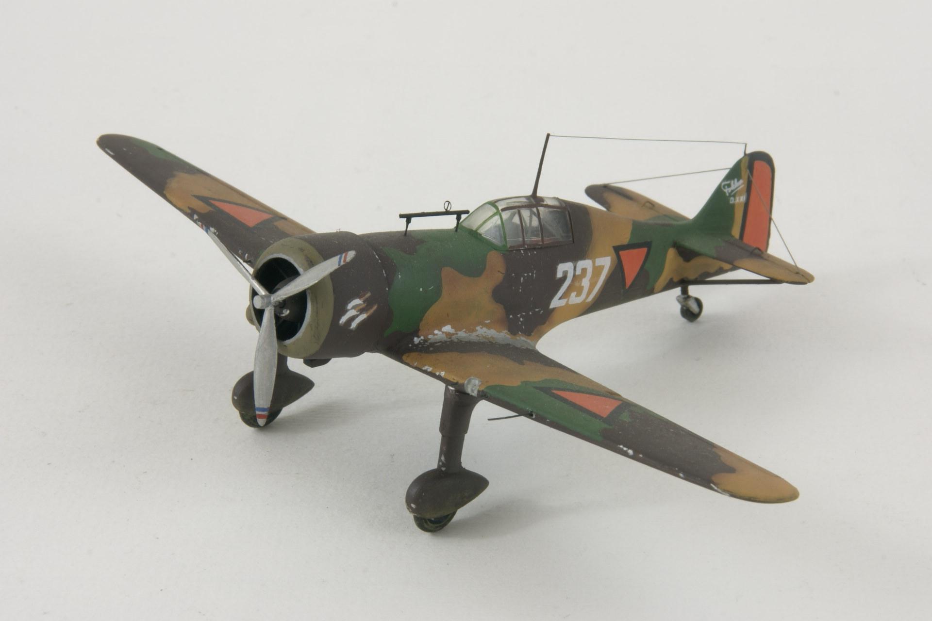 Fokker d xxi 1 2
