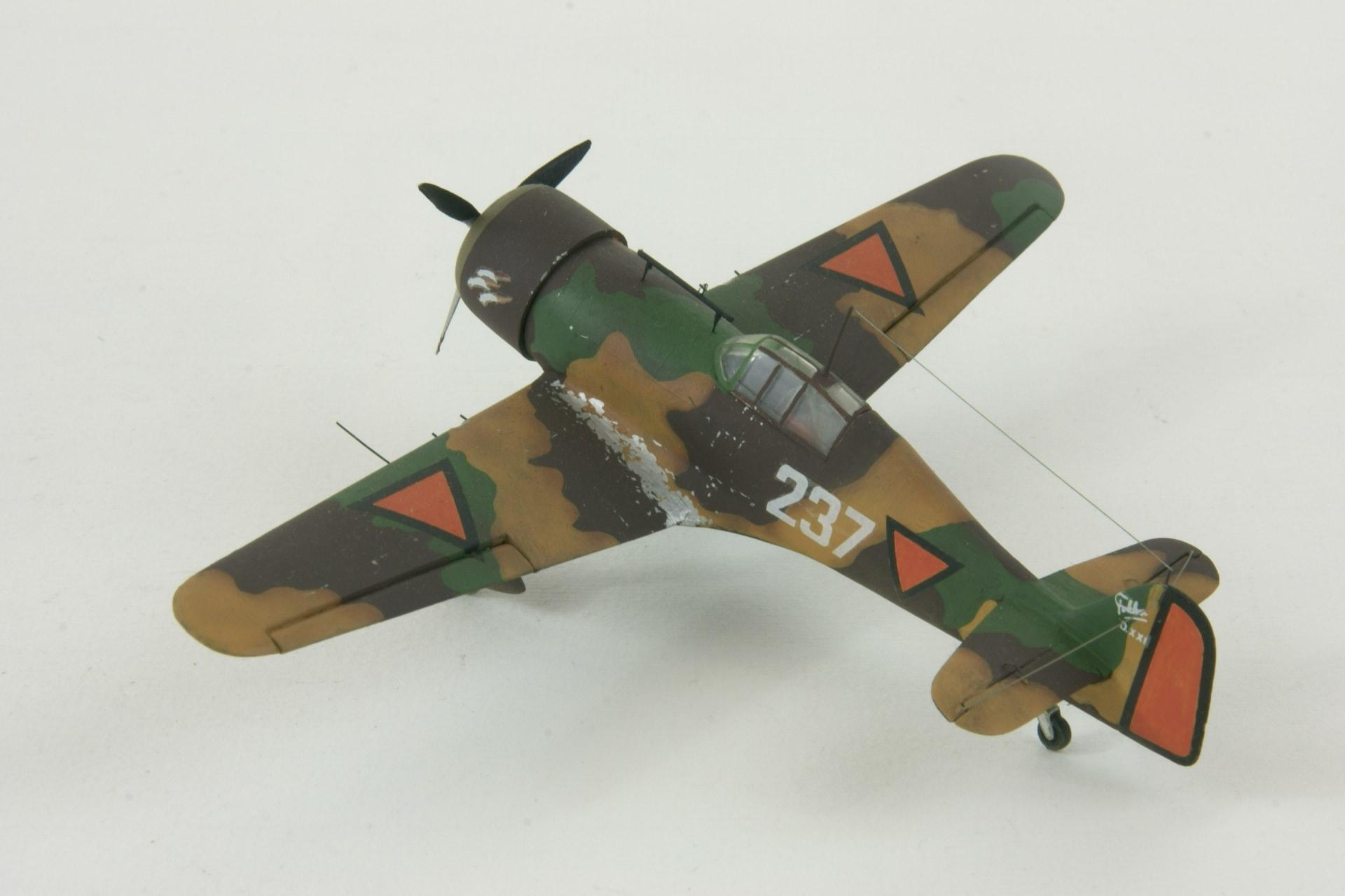 Fokker d xxi 2 2
