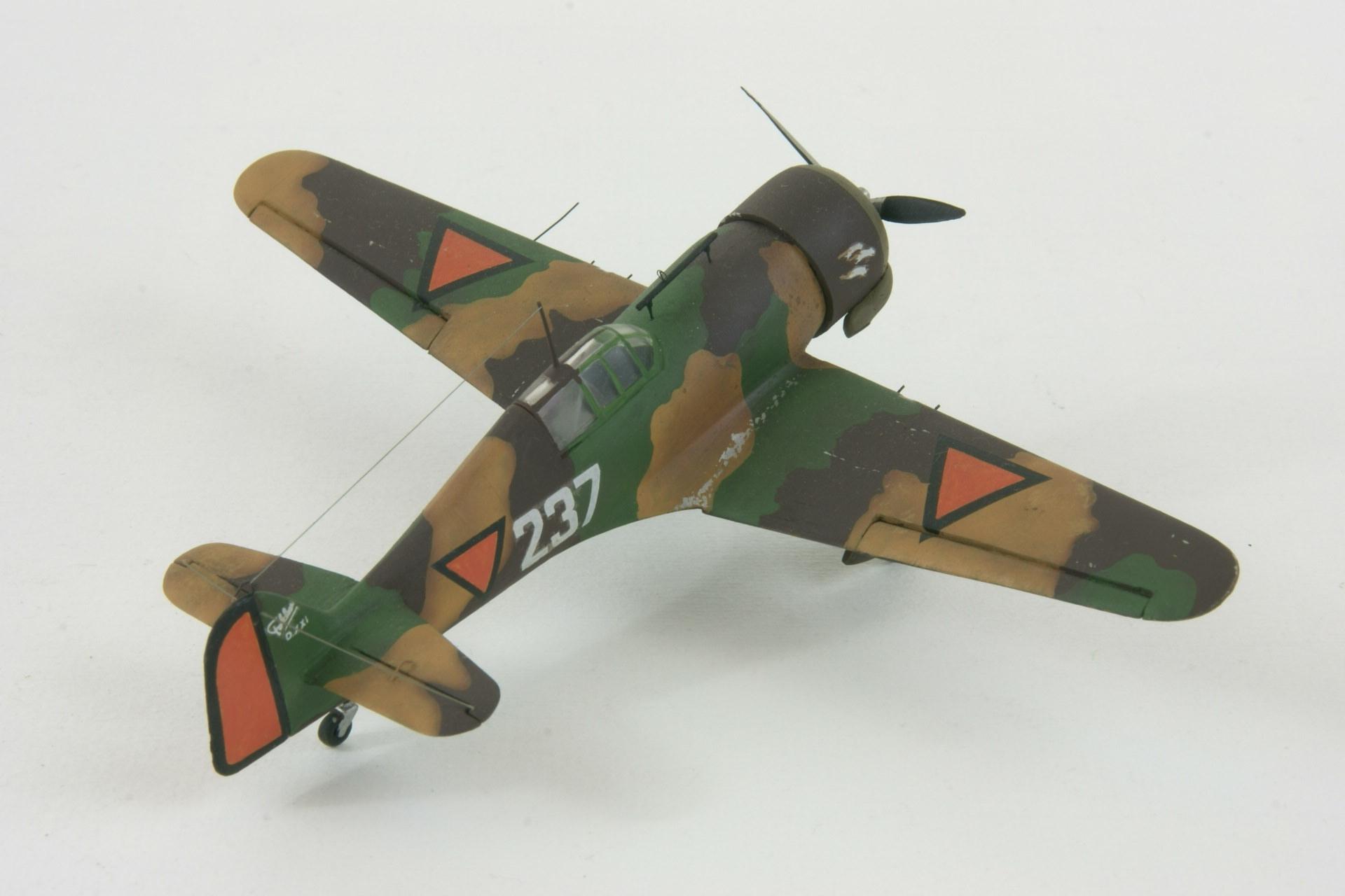 Fokker d xxi 3 2