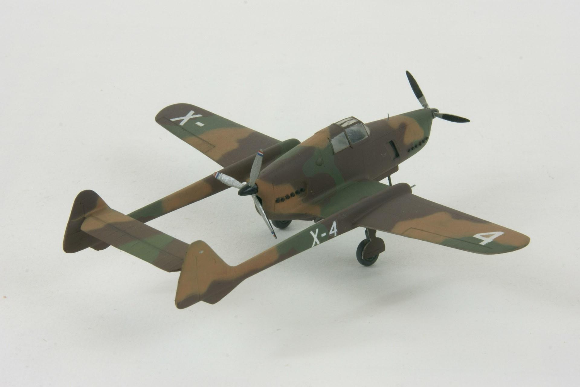 Fokker d xxiii 2 2