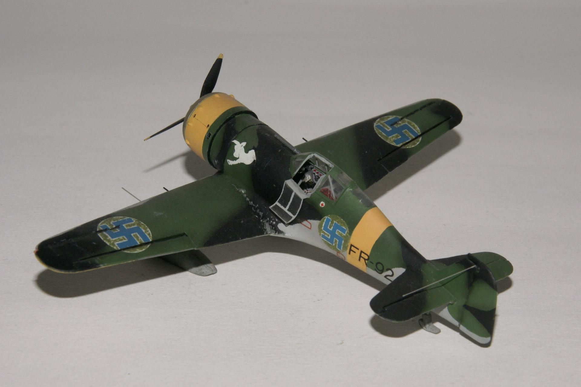 Fokker d xxi series 2 2