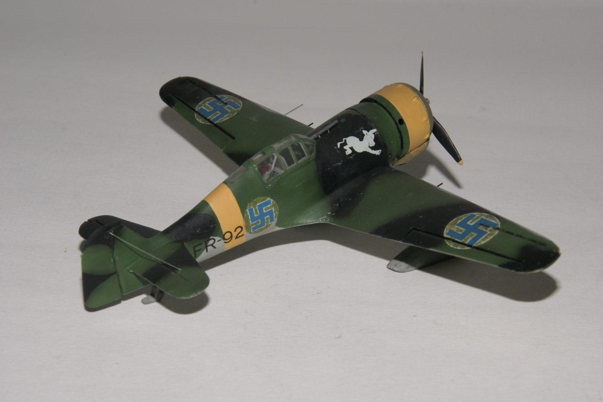 Fokker d xxi series 2 3