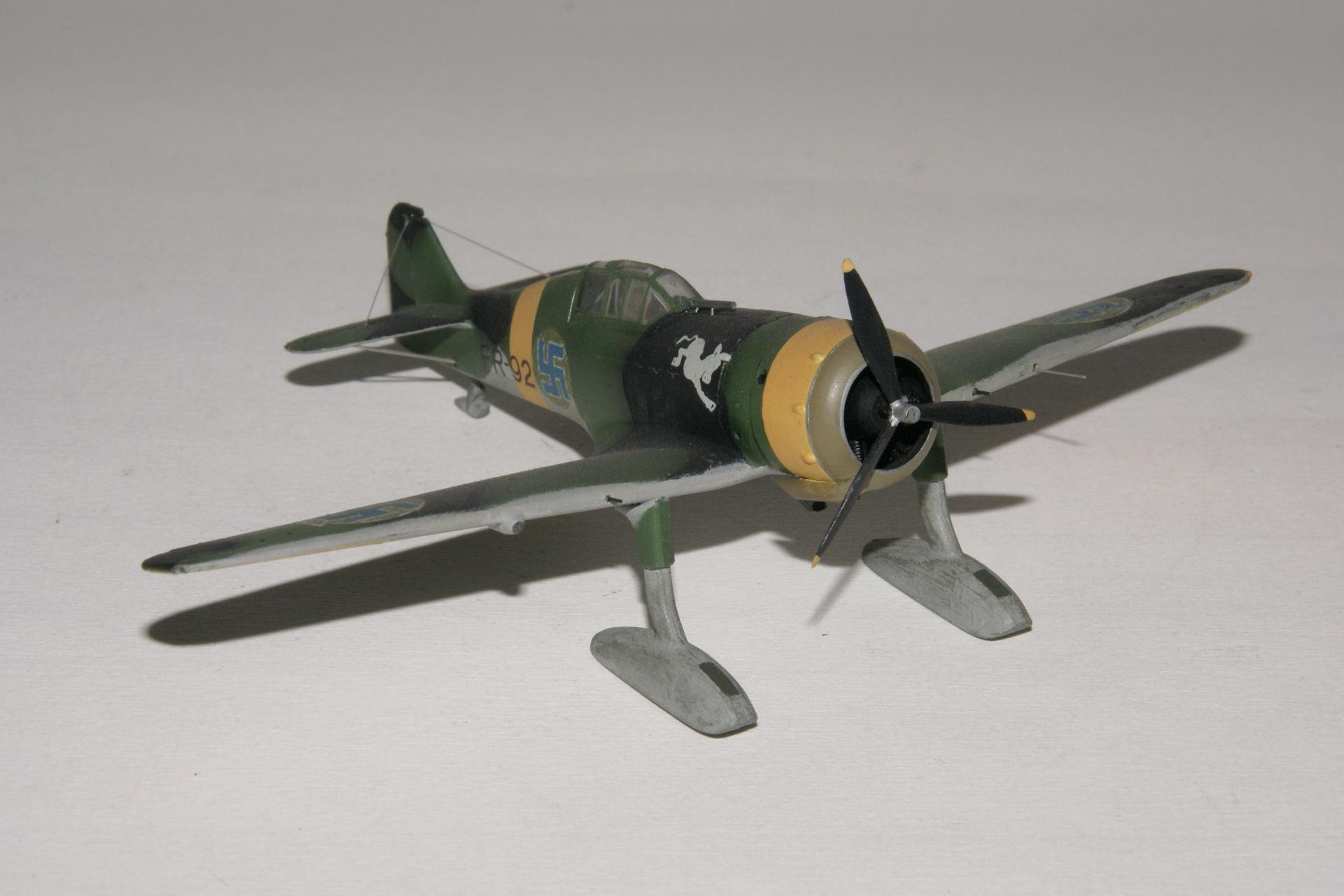 Fokker d xxi series 2 4