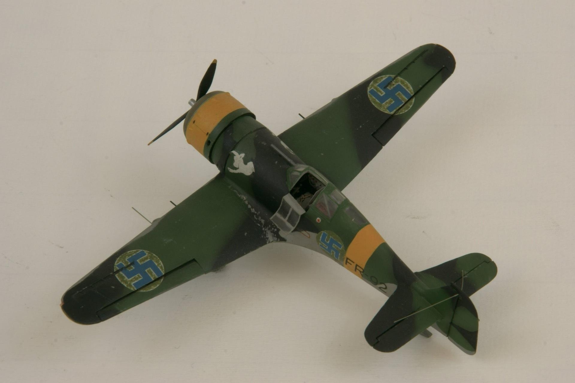 Fokker d xxi series 2 5